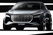 Audi Q4 E Tron Concept 2019 Adelanto 02 thumbnail