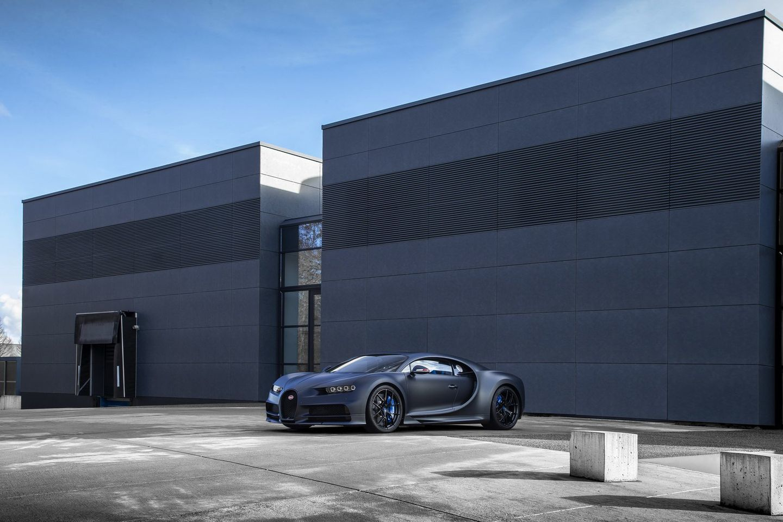 Bugatti Chiron Sport 110 Ans 1