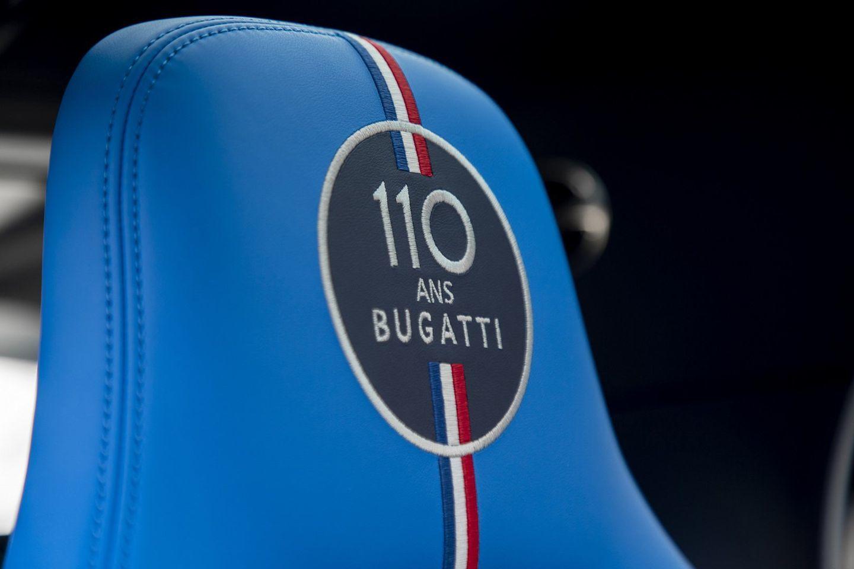 Bugatti Chiron Sport 110 Ans 5