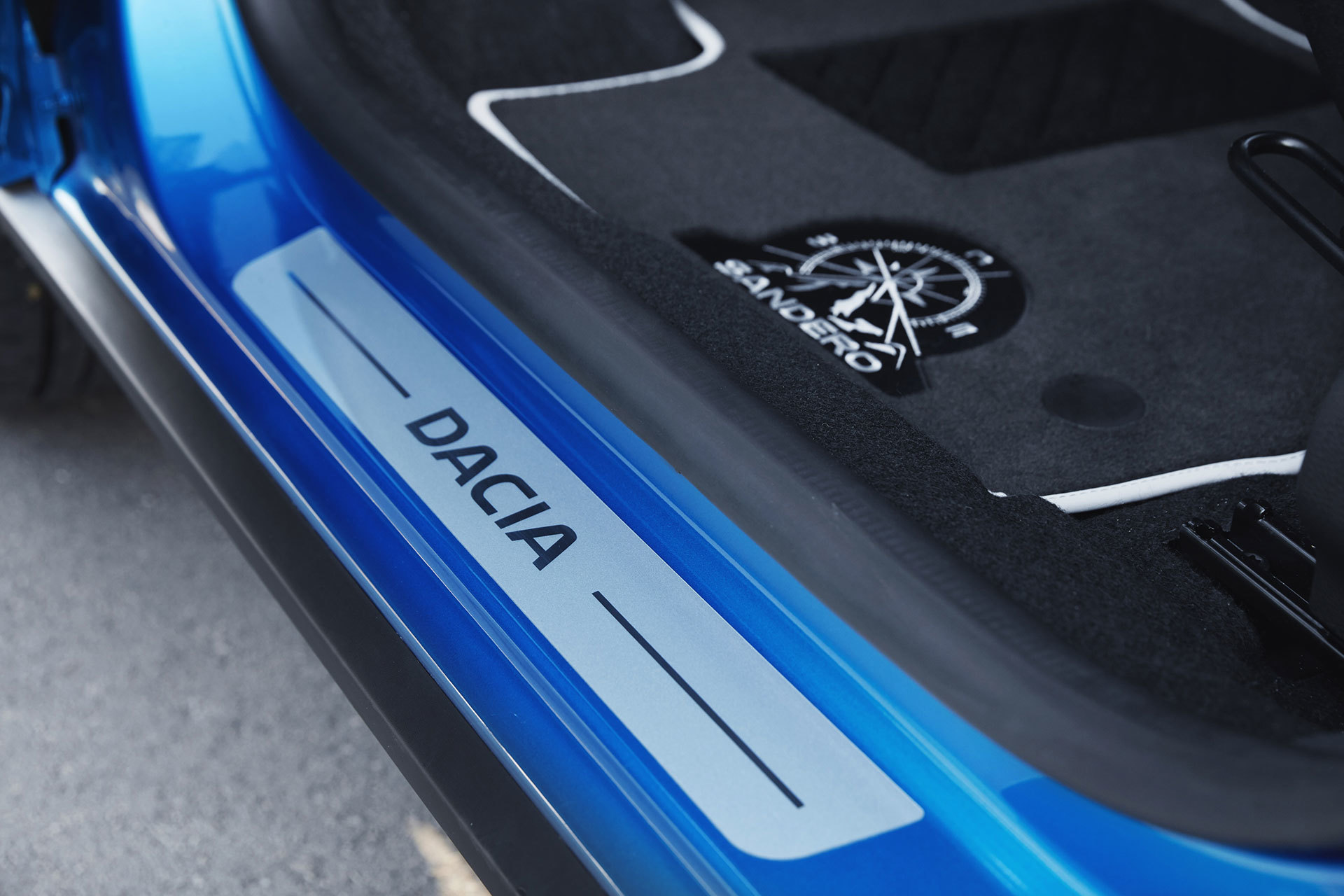 Dacia Sandero Stepway 2019 Azul 01