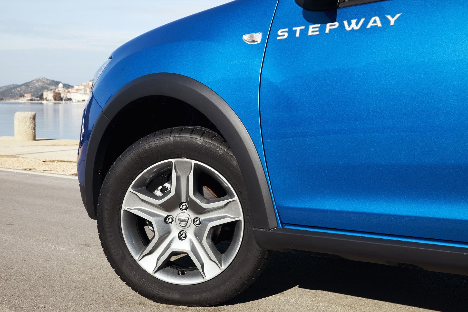 Dacia Sandero Stepway 2019 Azul 02