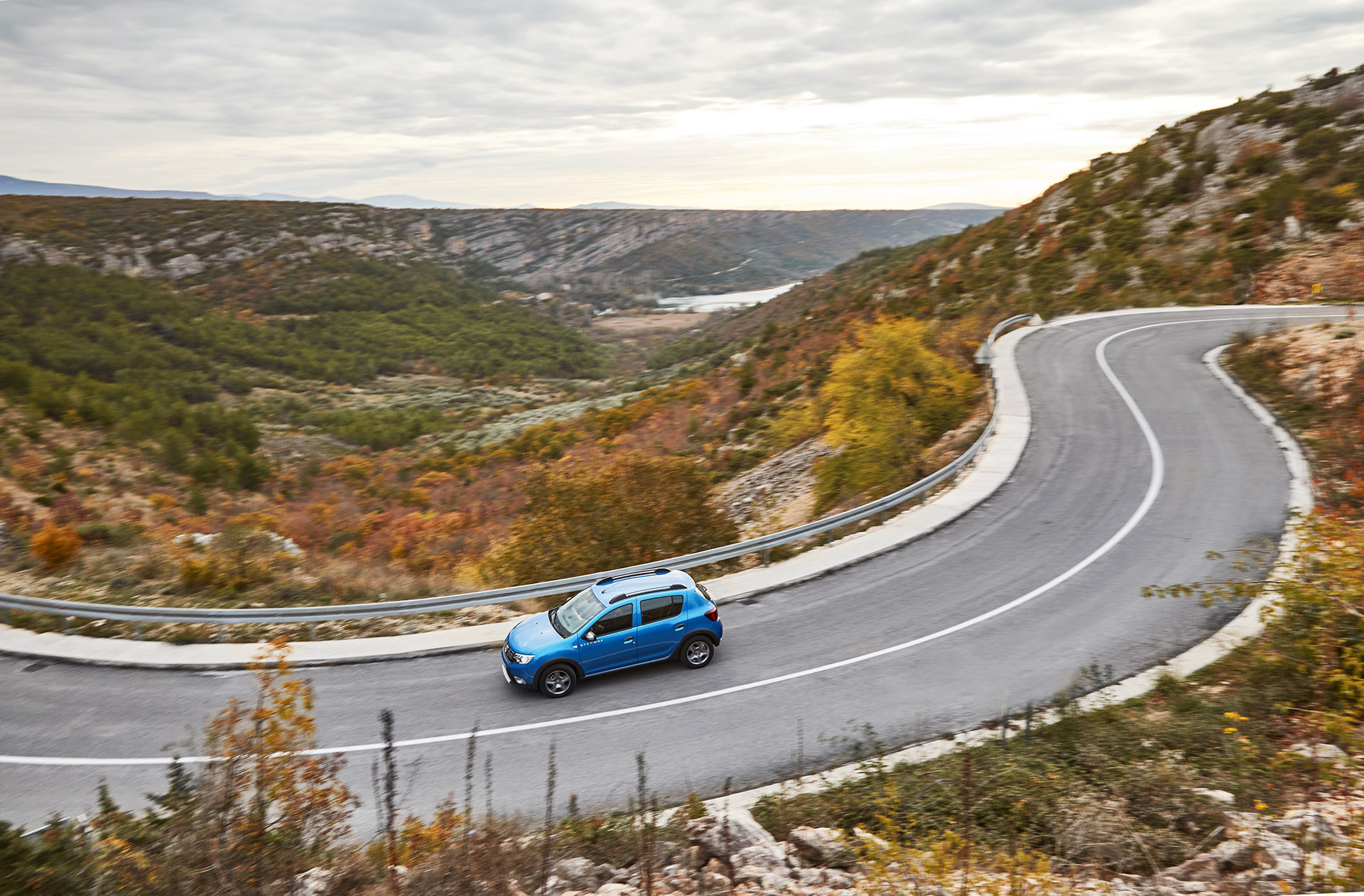 Dacia Sandero Stepway 2019 Azul 03