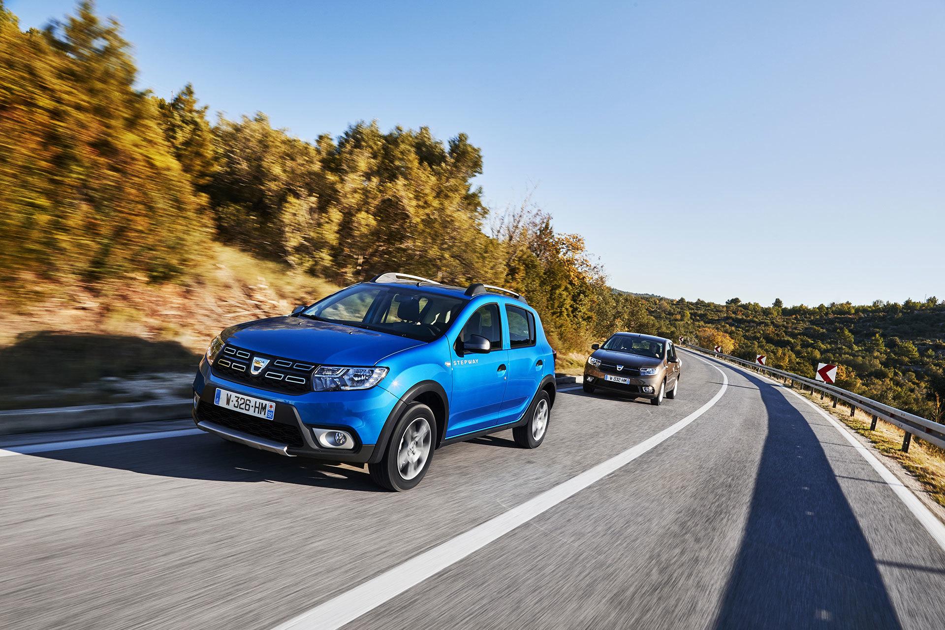 Dacia Sandero Stepway 2019 Azul 07