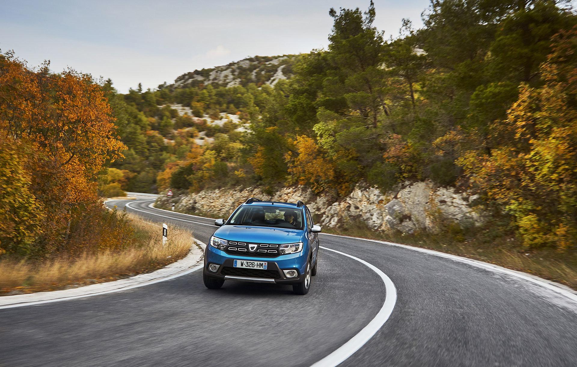Dacia Sandero Stepway 2019 Azul 08