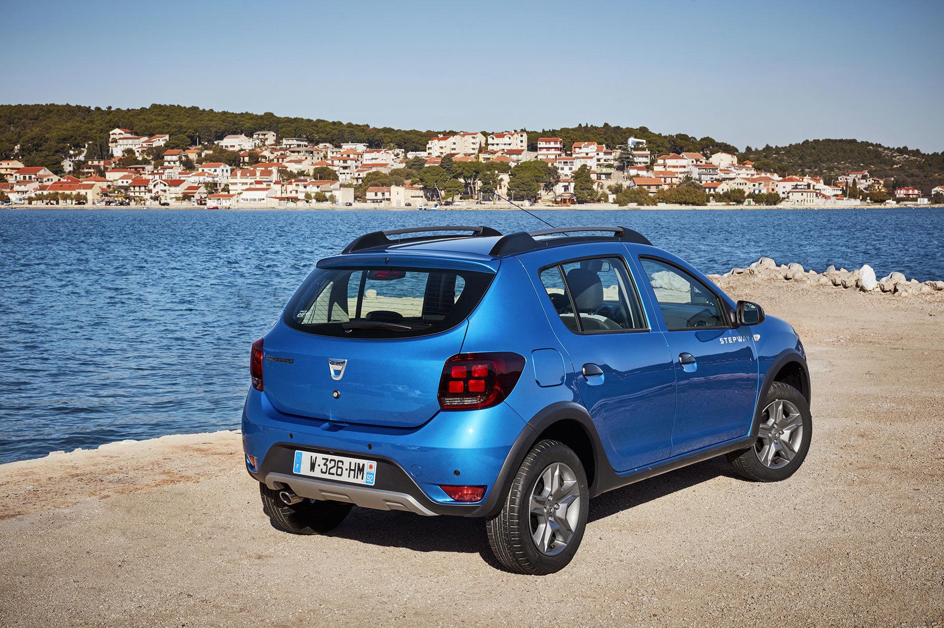 Dacia Sandero Stepway 2019 Azul 11