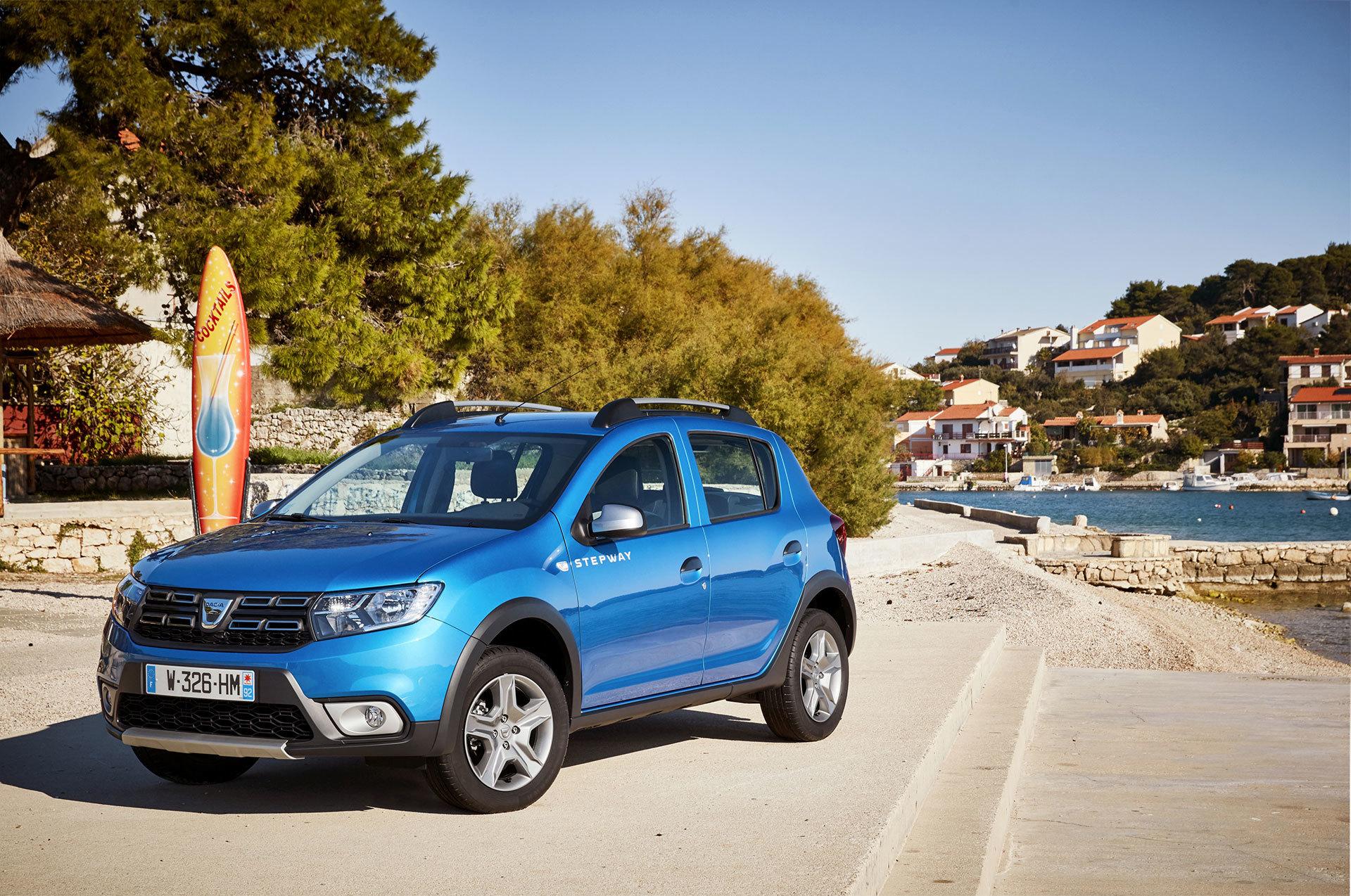 Dacia Sandero Stepway 2019 Azul 12