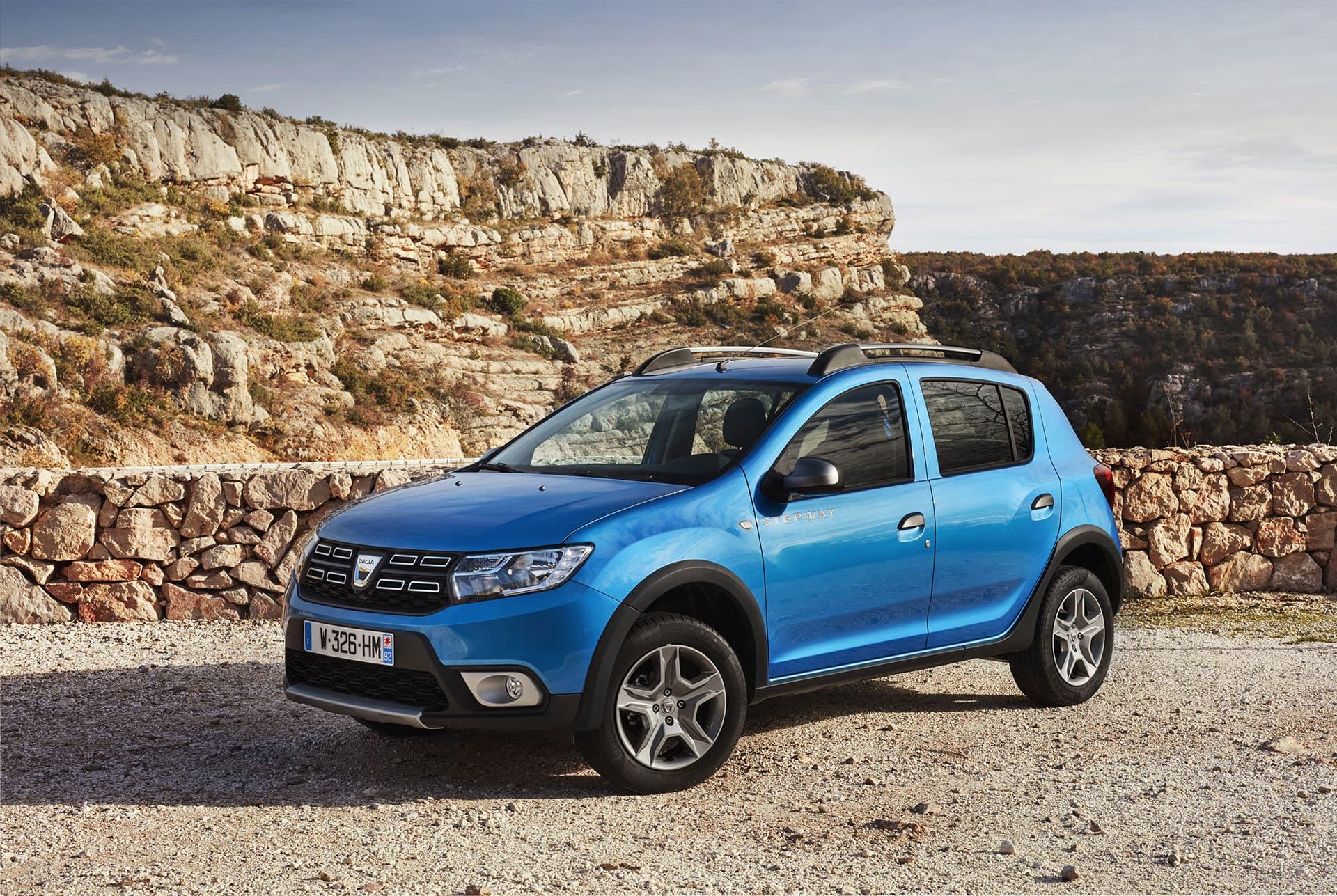 Dacia Sandero Stepway 2019 Azul 13