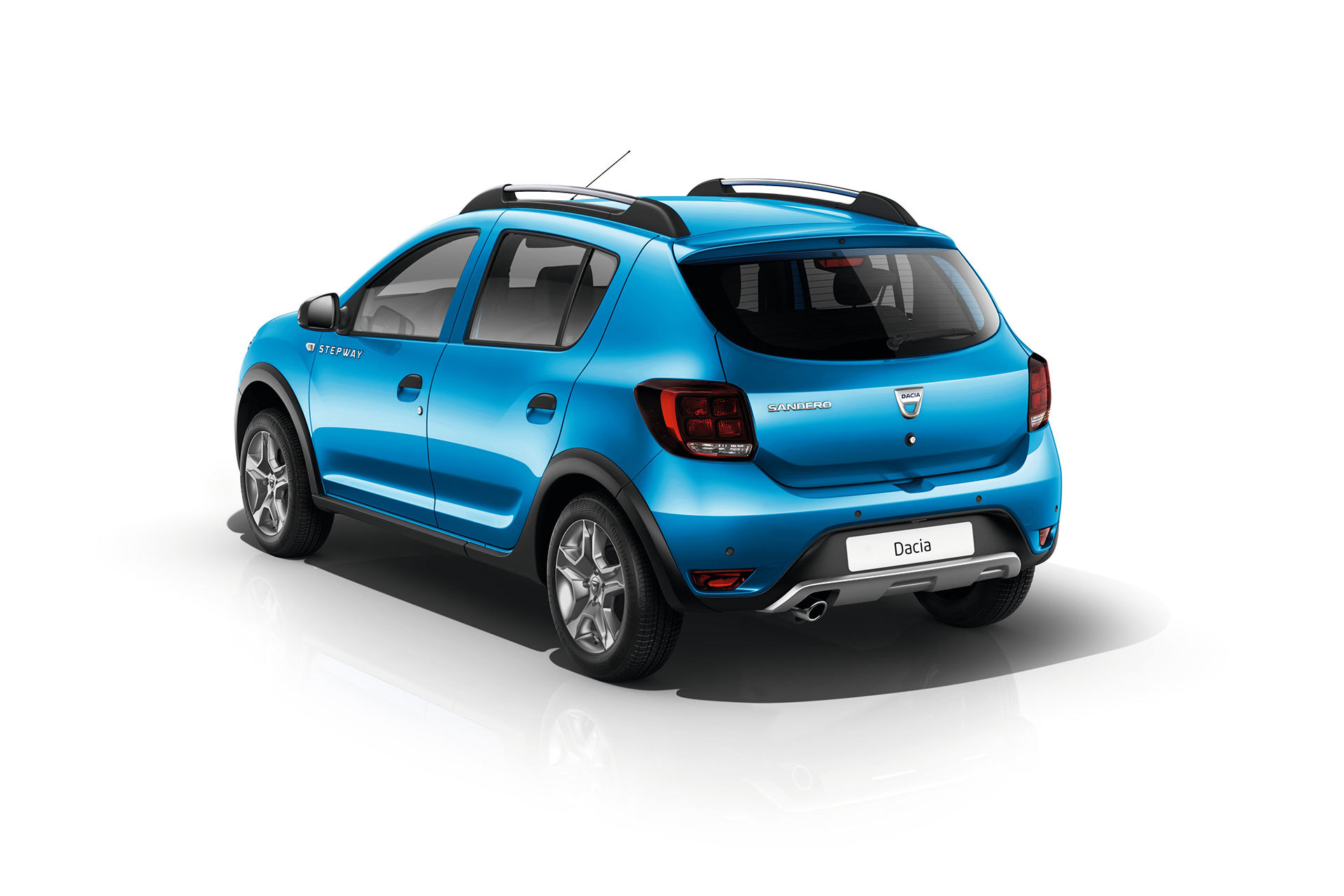 Dacia Sandero Stepway 2019 Azul 14