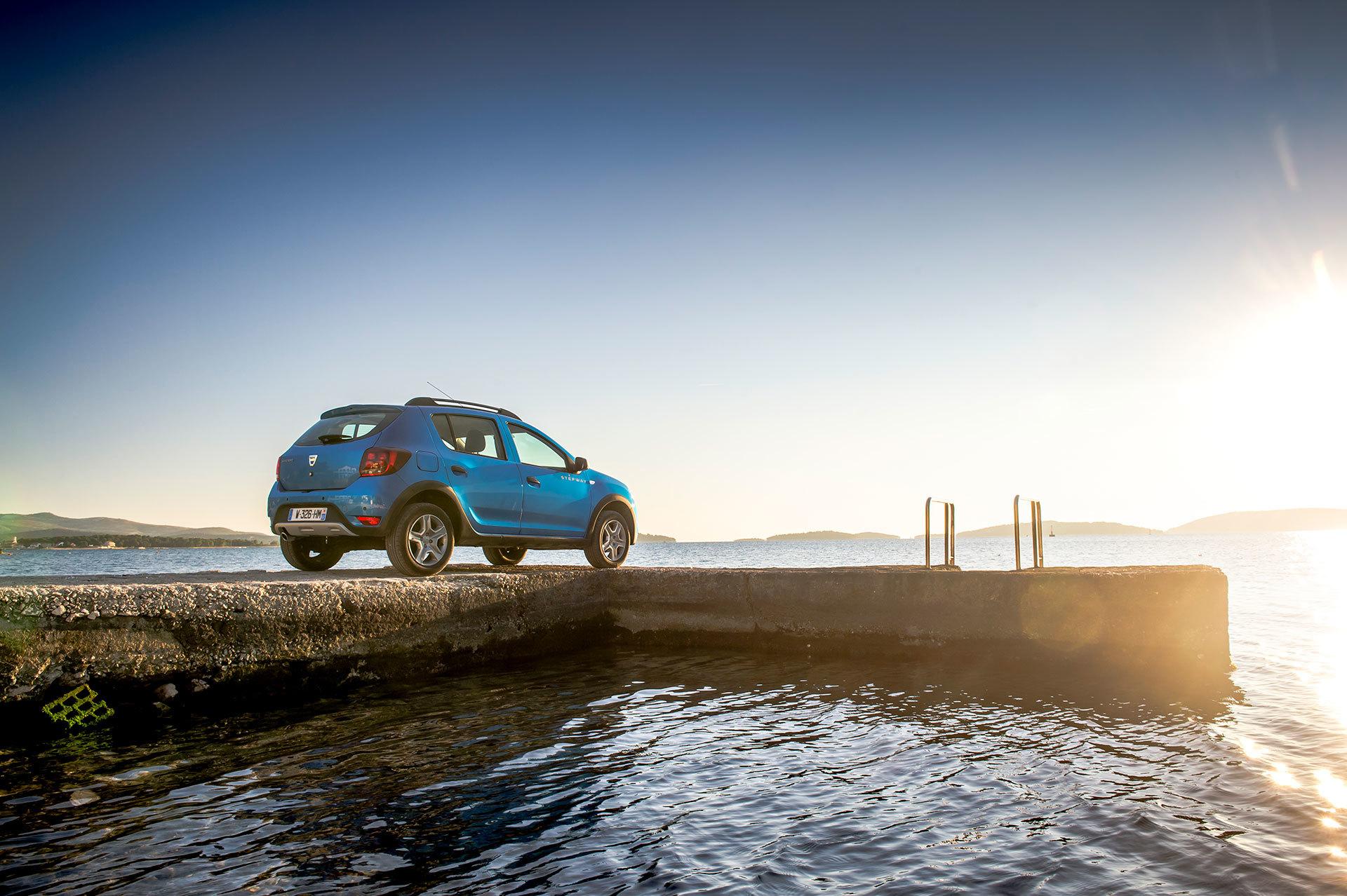 Dacia Sandero Stepway 2019 Azul 16