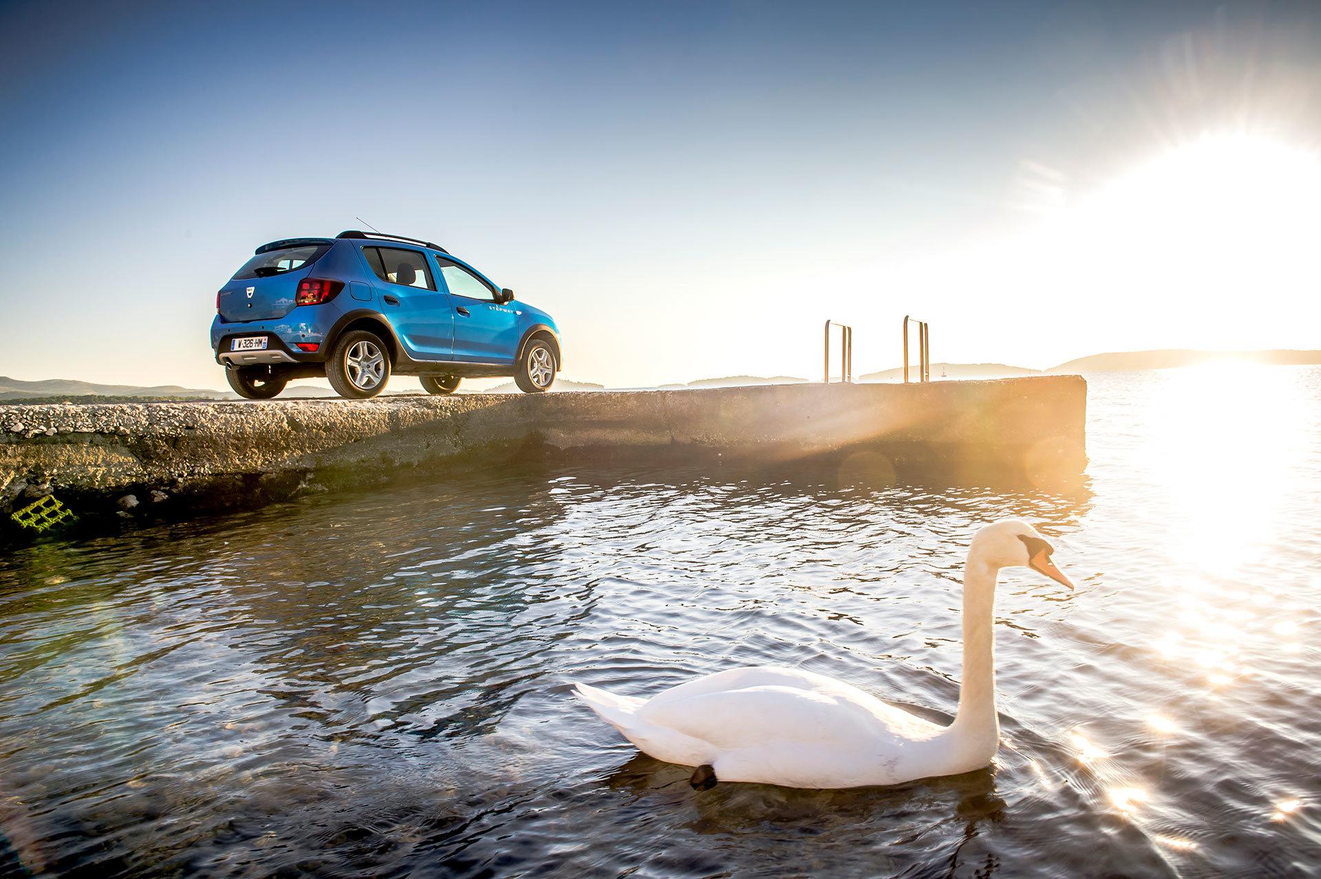 Dacia Sandero Stepway 2019 Azul 17