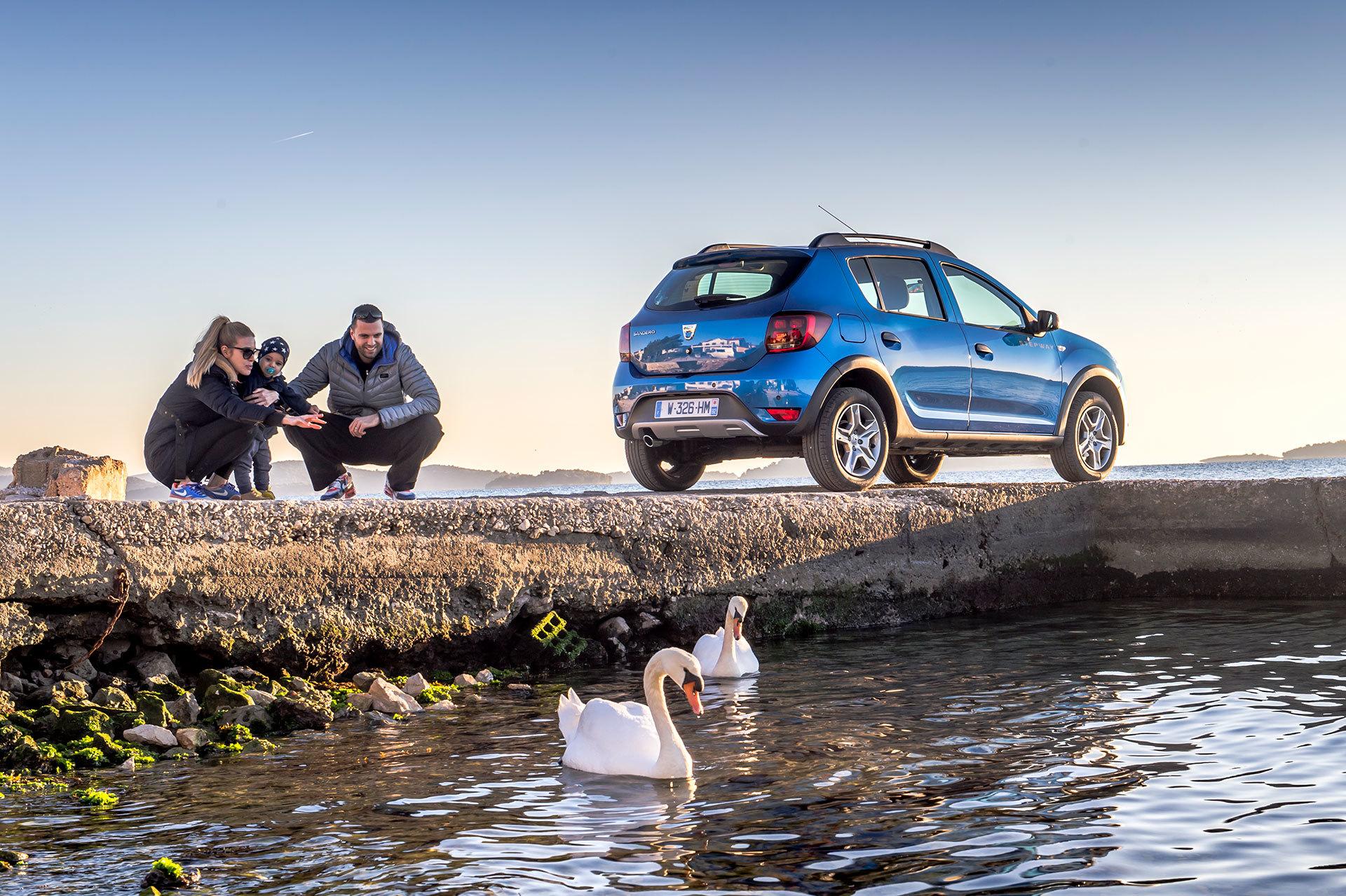 Dacia Sandero Stepway 2019 Azul 21