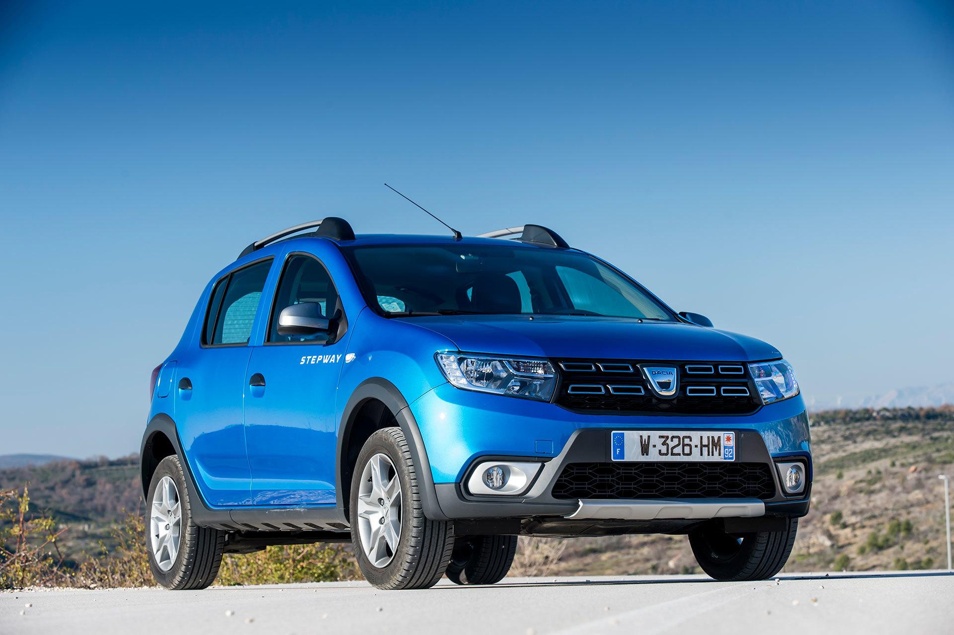 Dacia Sandero Stepway 2019 Azul 23