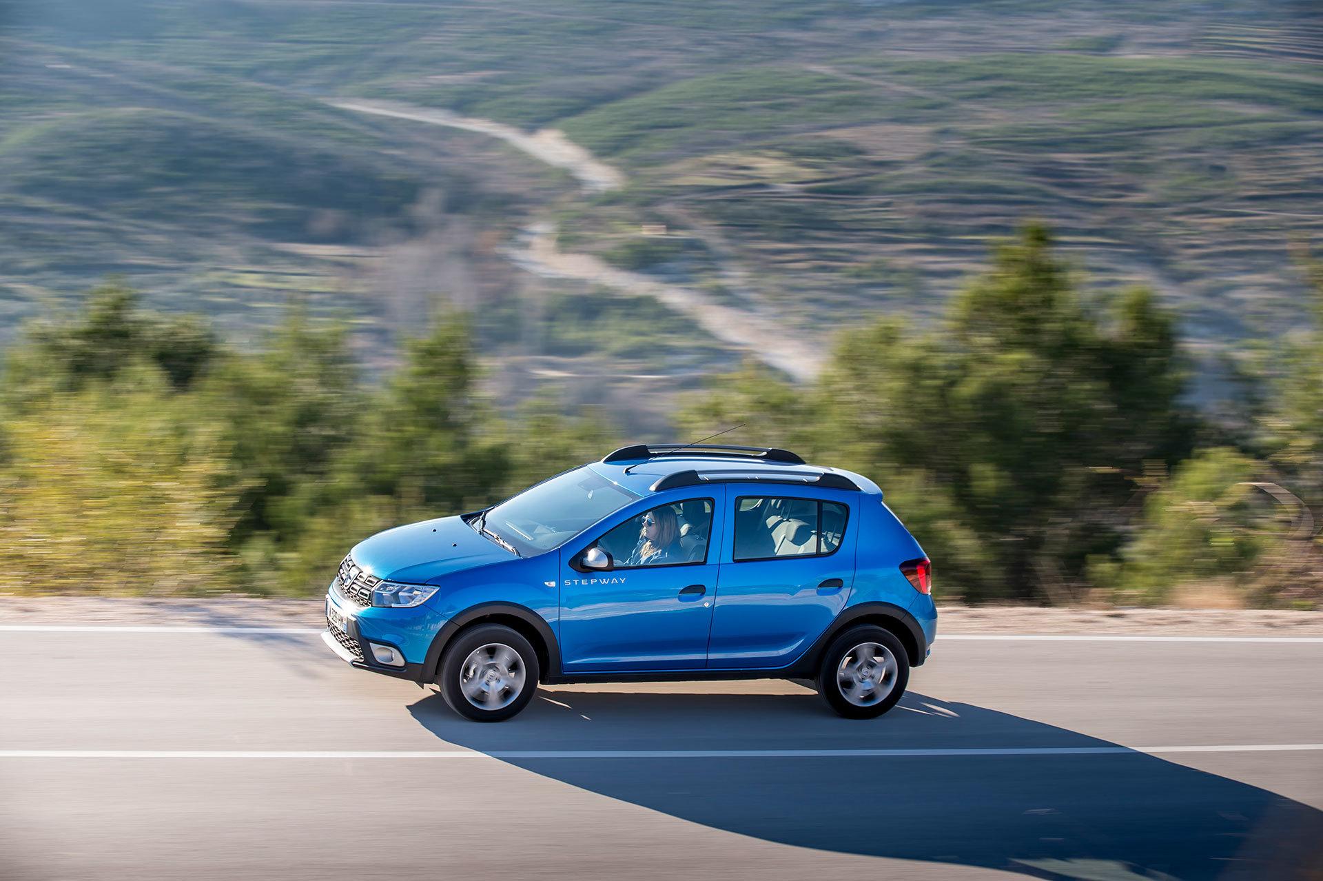 Dacia Sandero Stepway 2019 Azul 28