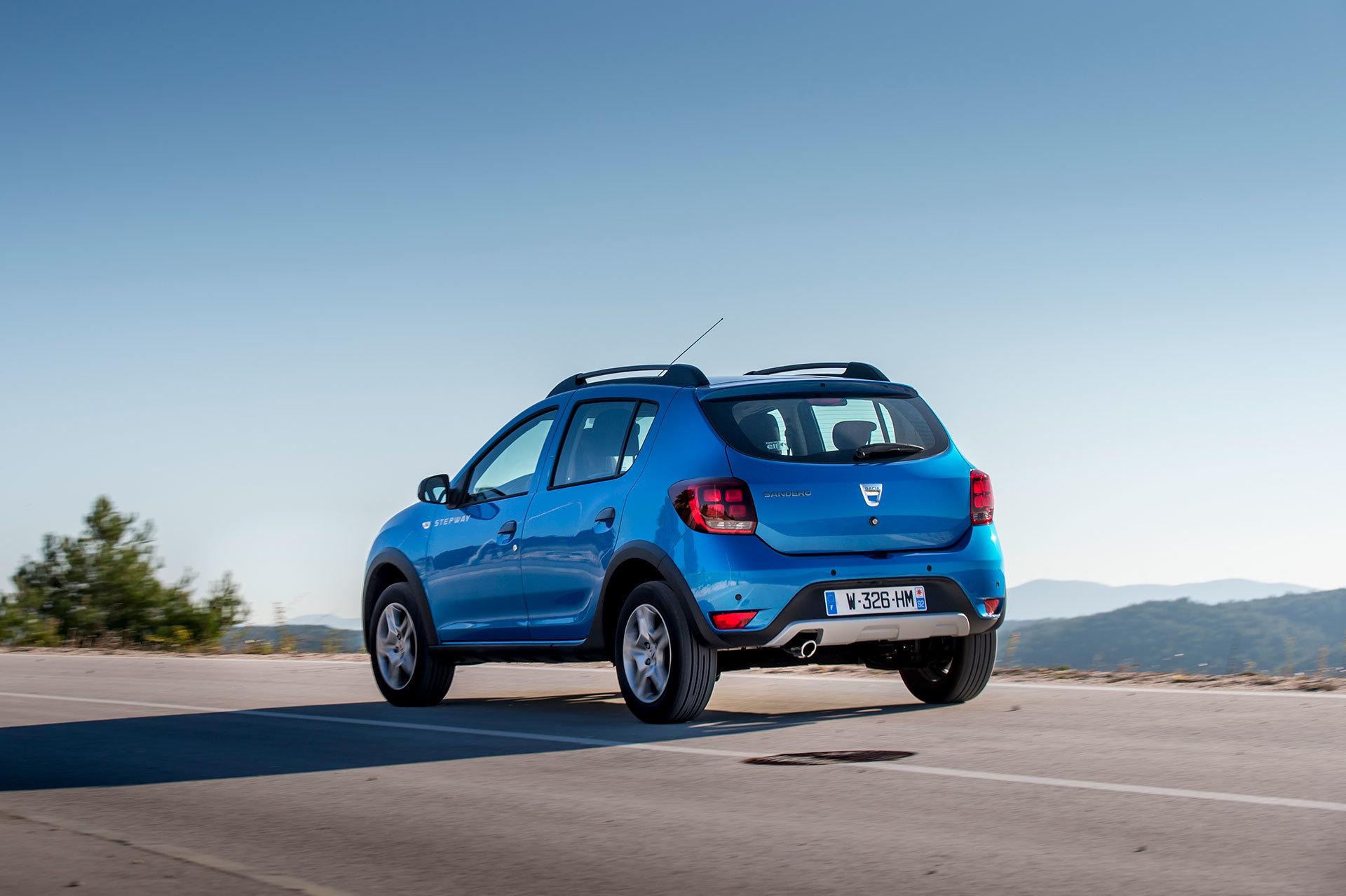 Dacia Sandero Stepway 2019 Azul 30