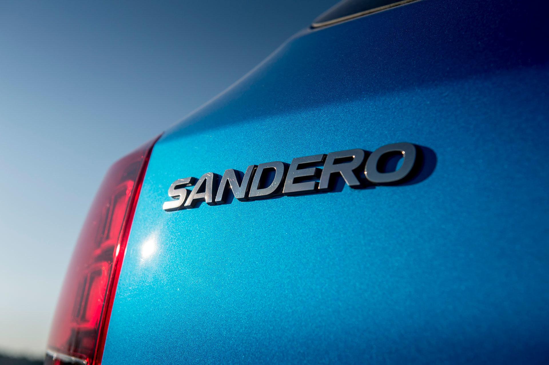Dacia Sandero Stepway 2019 Azul 33