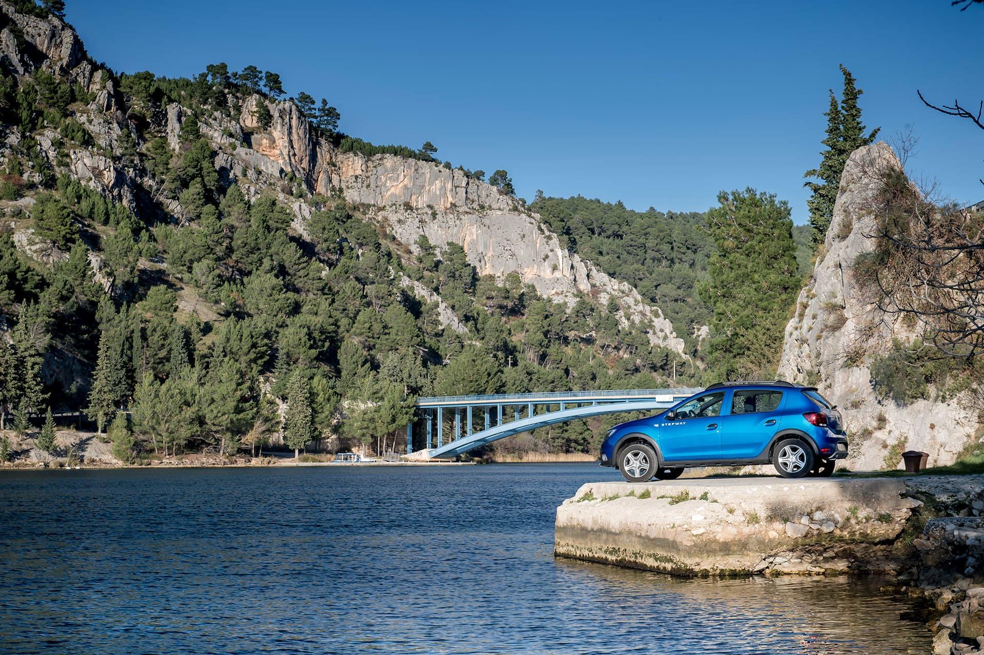 Dacia Sandero Stepway 2019 Azul 34