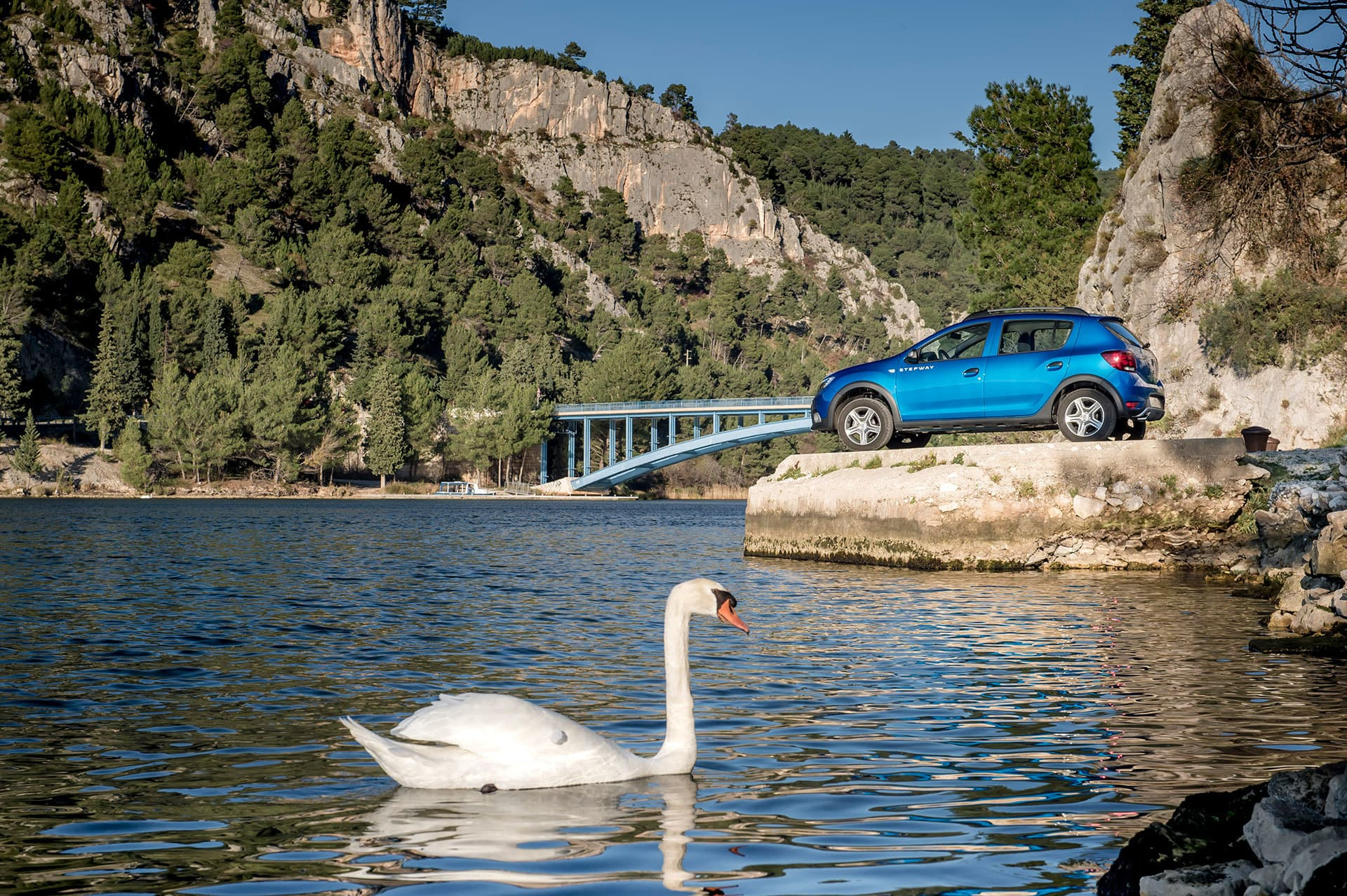 Dacia Sandero Stepway 2019 Azul 35