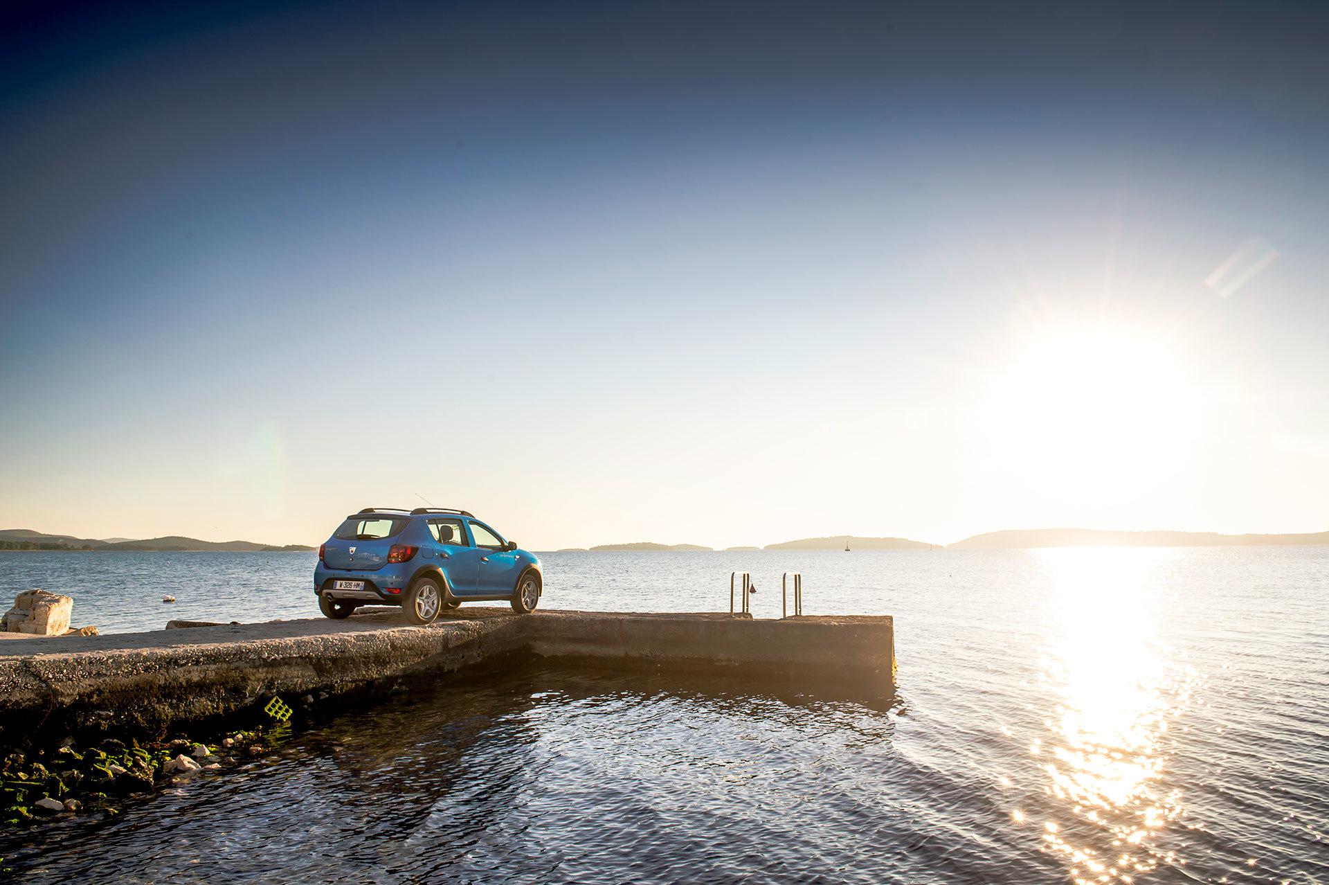 Dacia Sandero Stepway 2019 Azul 36