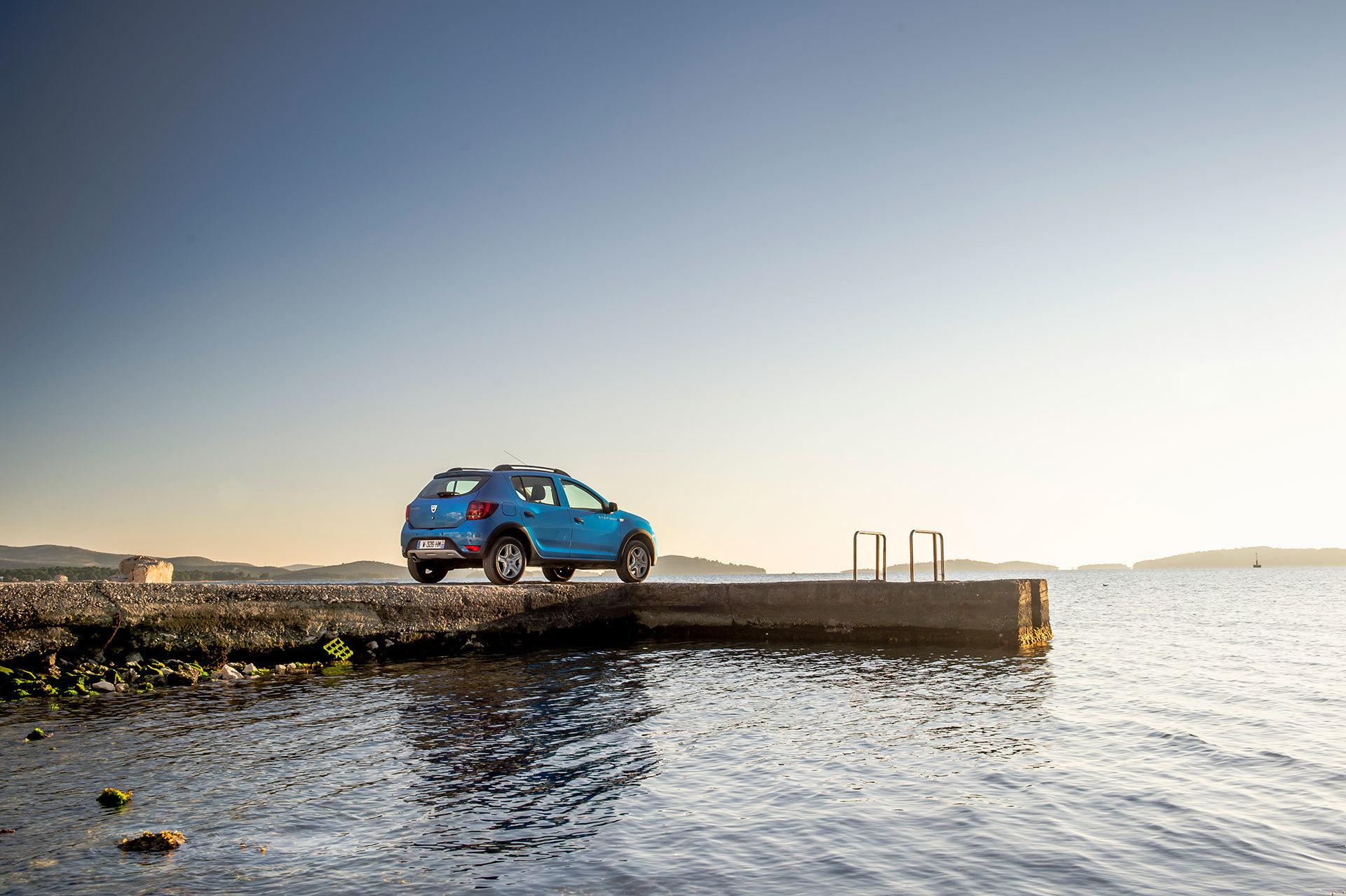 Dacia Sandero Stepway 2019 Azul 37