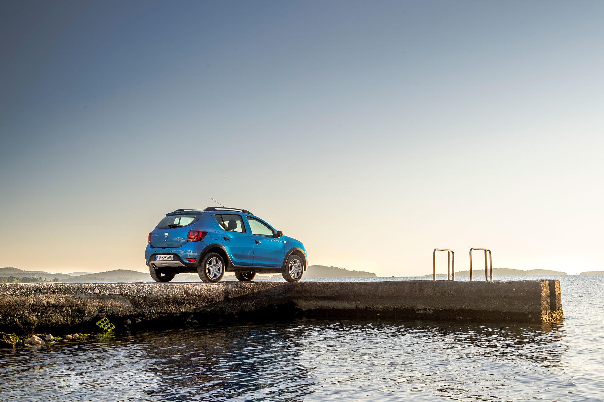 Dacia Sandero Stepway 2019 Azul 39