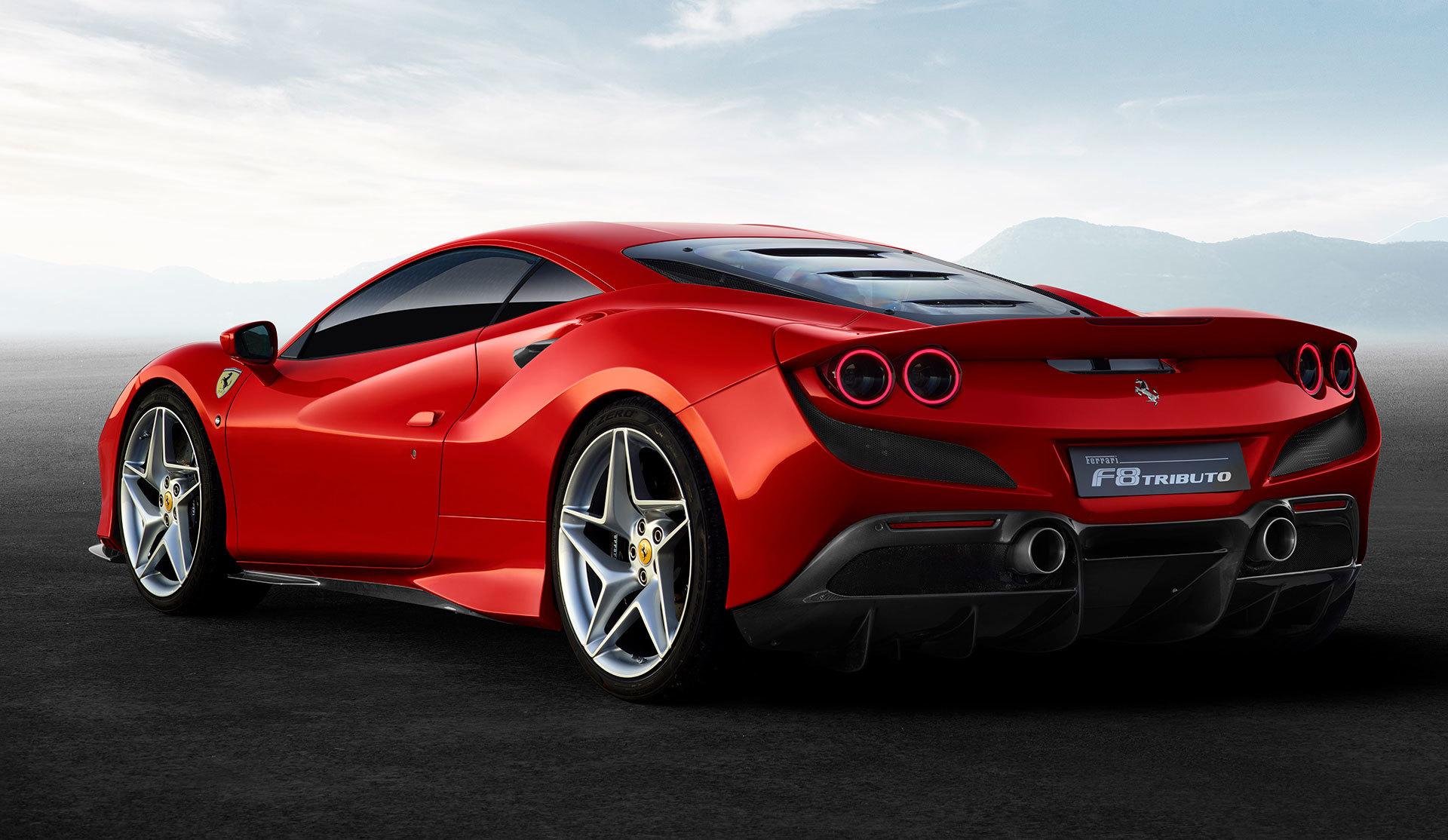Ferrari F8 Tributo 2019 01