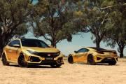 Honda Australia 50 Aniversario Dorado 1 thumbnail