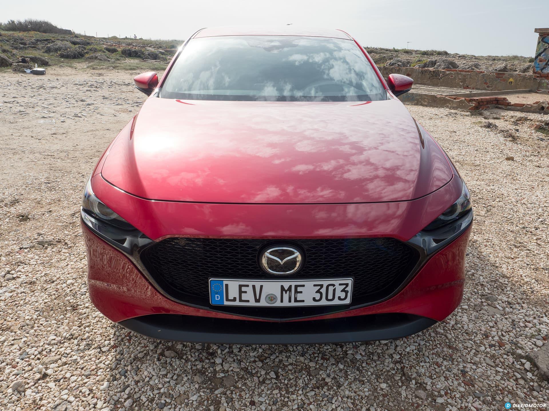 Mazda 3 Skyactiv G  Frontal 00021