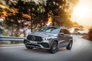 Mercedes Amg Gle 53 4matic 2019 Exterior Gris 18 thumbnail