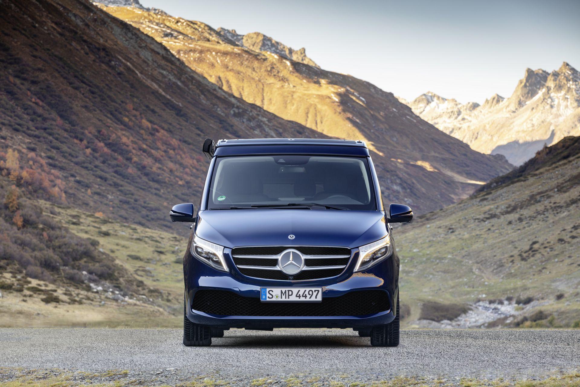 Mercedes Marco Polo 2019 10