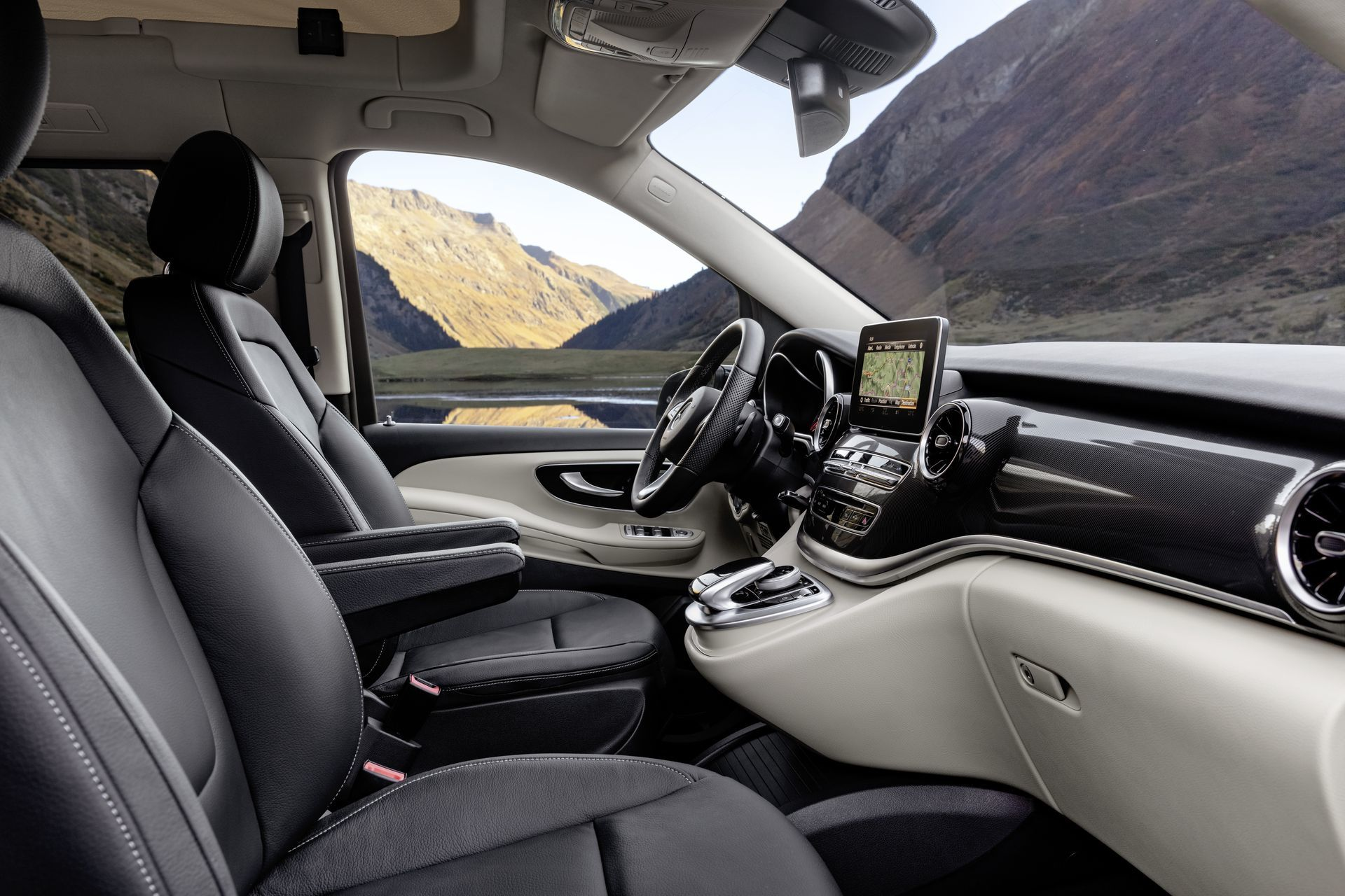 Mercedes Marco Polo 2019 Interior 1