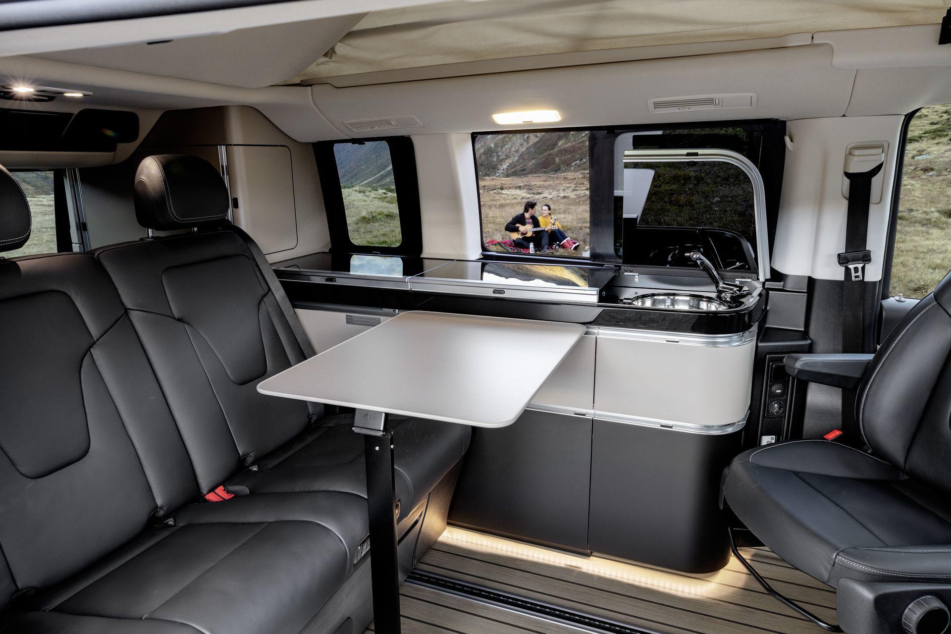 Mercedes Marco Polo 2019 Mesa