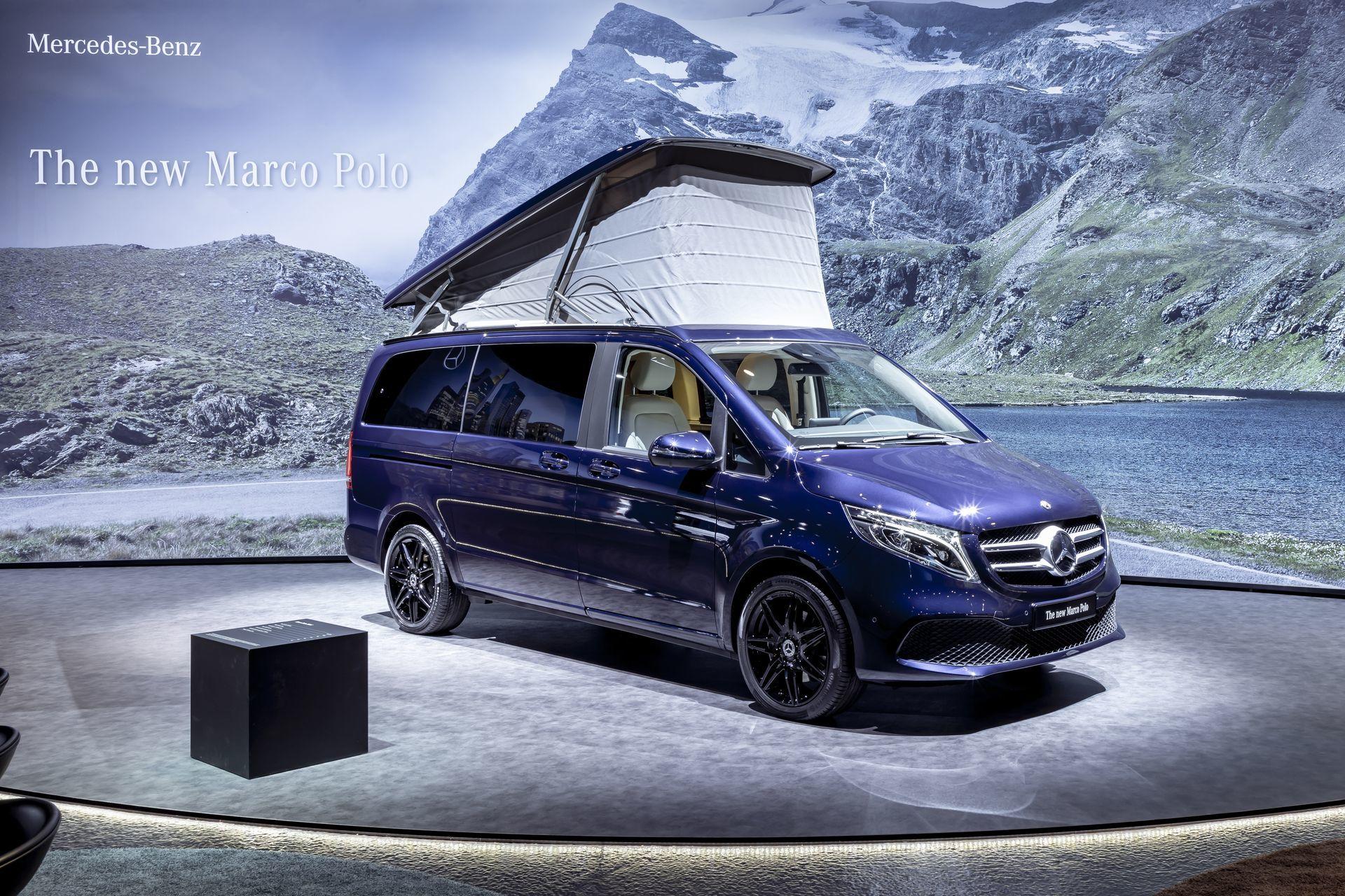 Vorstellung Der Neuen Mercedes Benz V Klasse 2019 // Presentatio