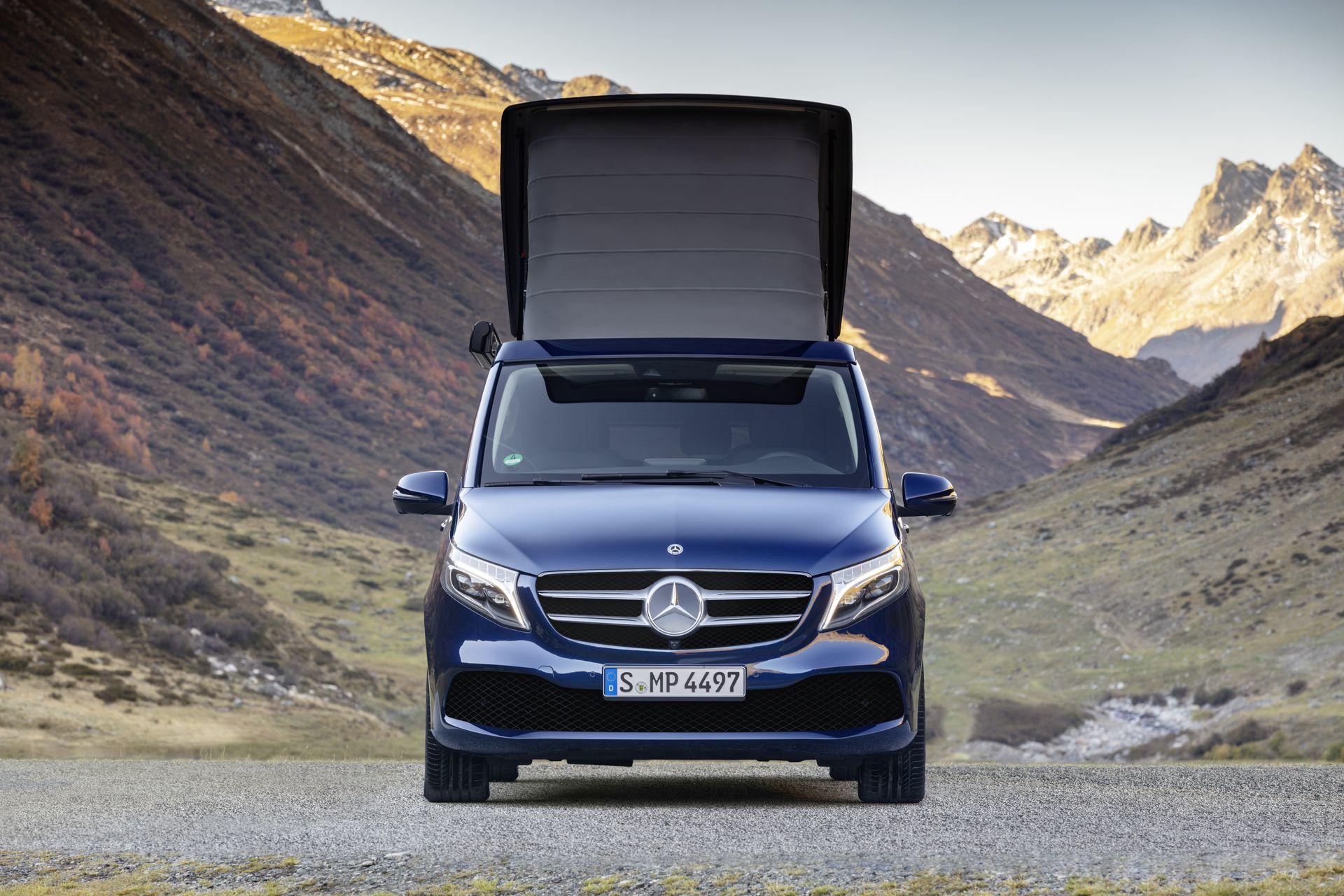 Mercedes Marco Polo 2019 Techo 5