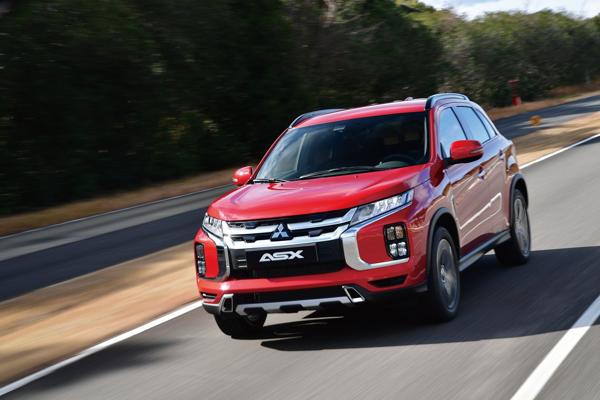 Mitsubishi Asx 2019 6