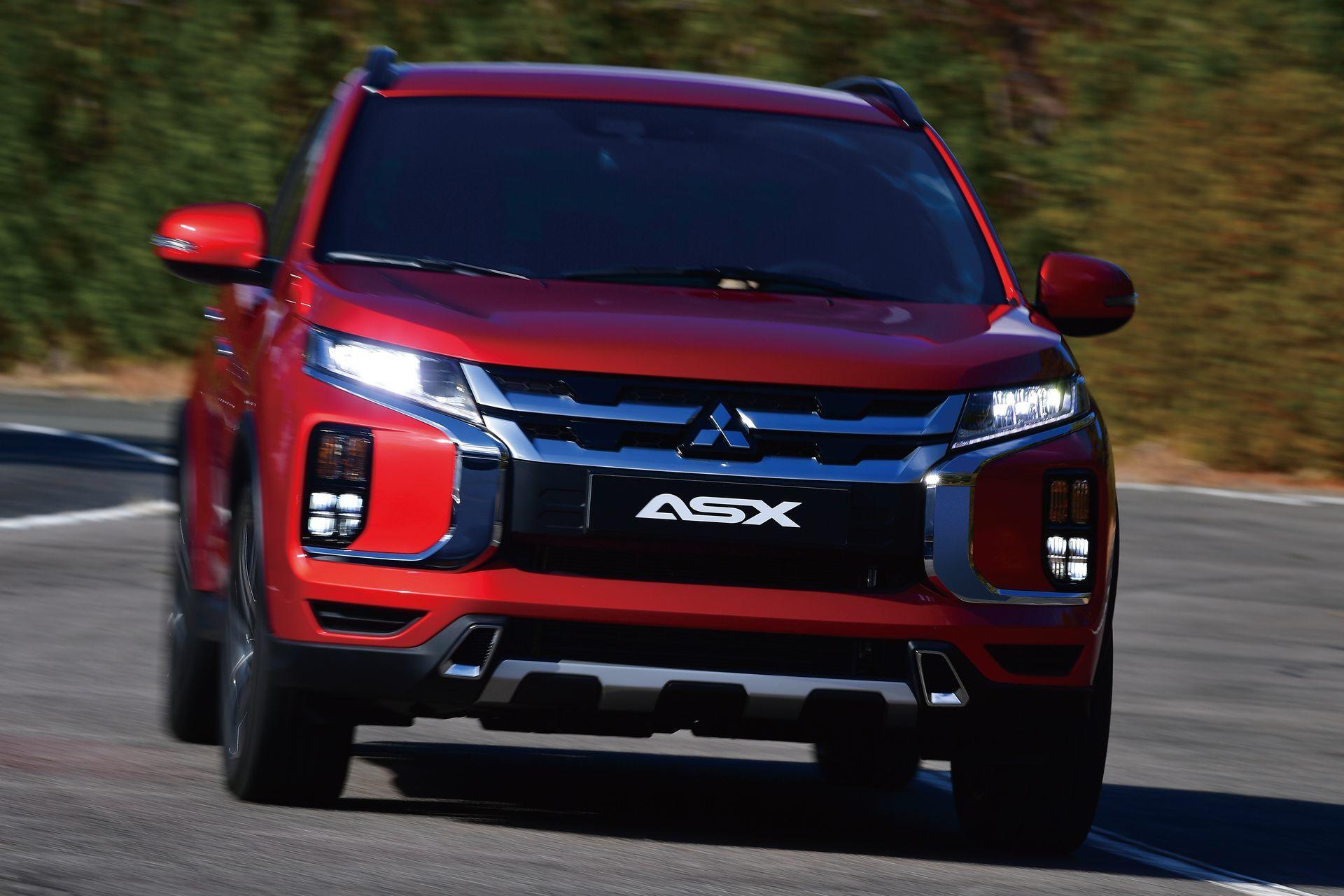 Mitsubishi Asx 2019 8