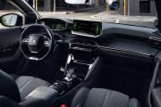 Peugeot E 208 2019 Azul Interior 04 thumbnail