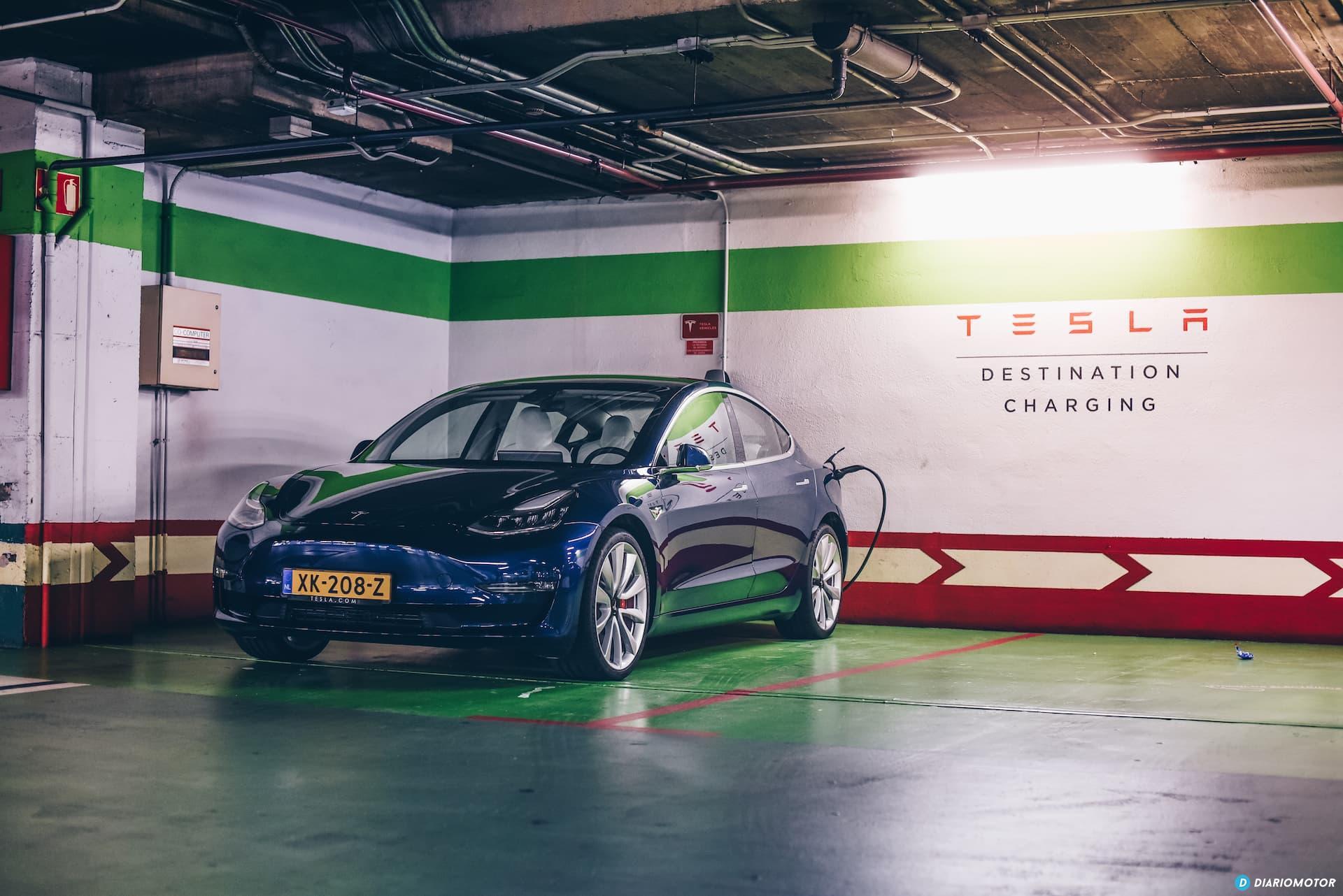 Prueba Tesla Model 3 Dm 2