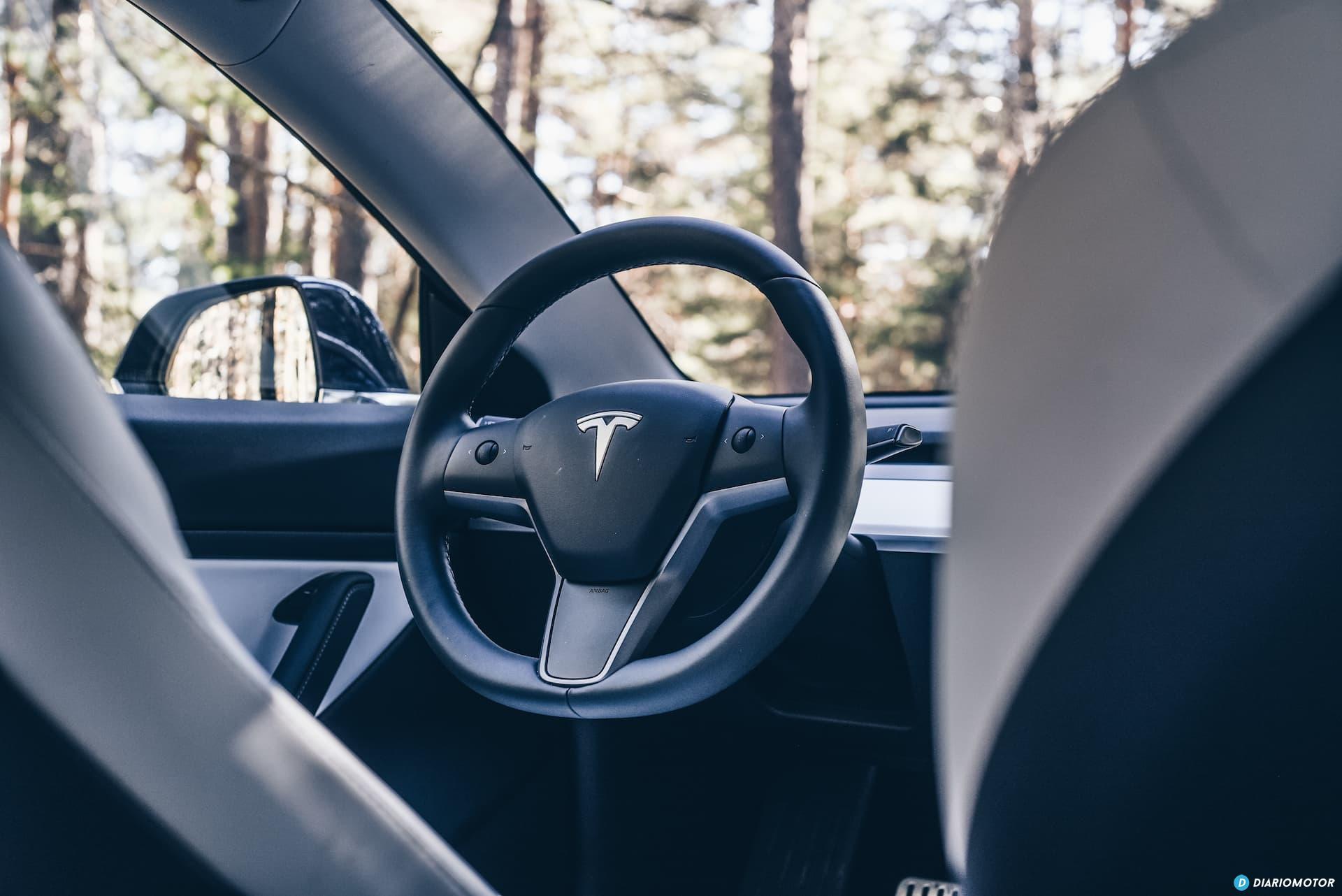 Prueba Tesla Model 3 Dm 3