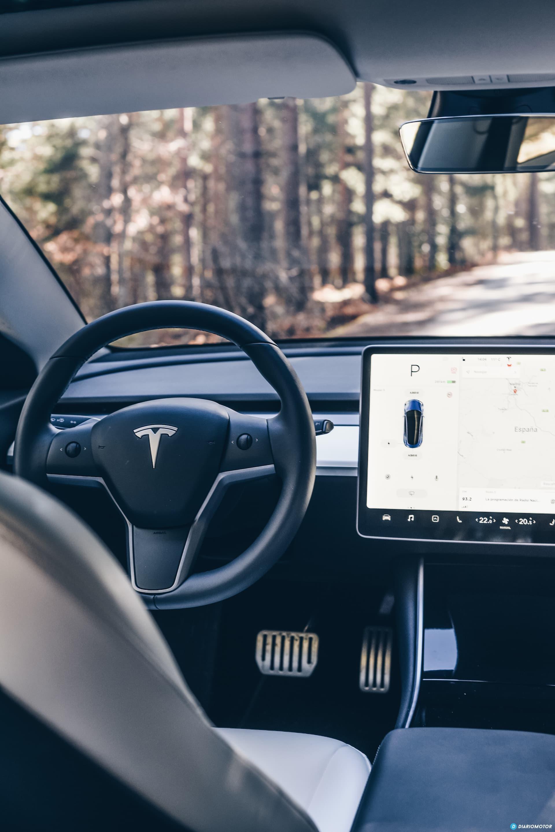 Prueba Tesla Model 3 Dm 5