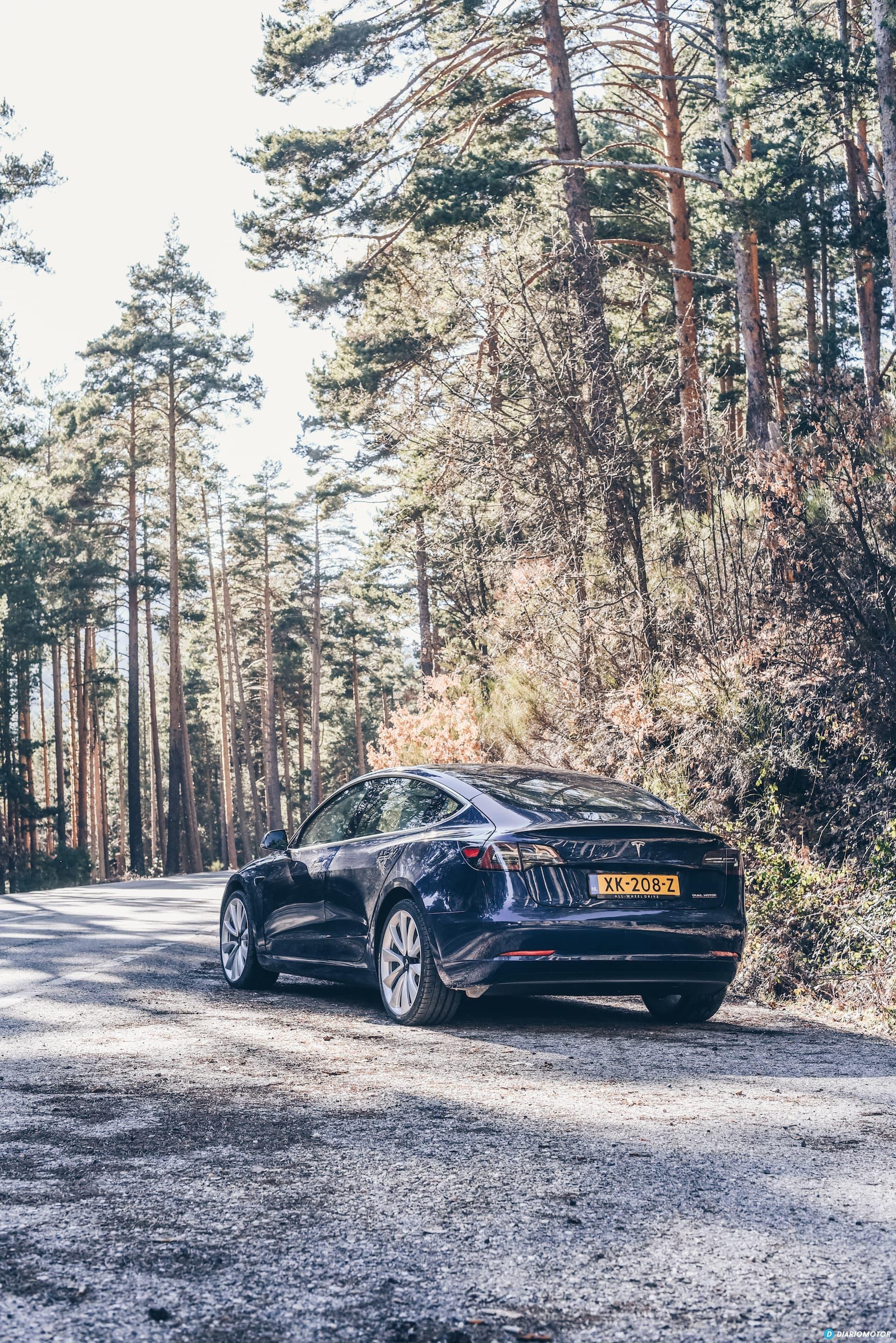 Prueba Tesla Model 3 Dm 8