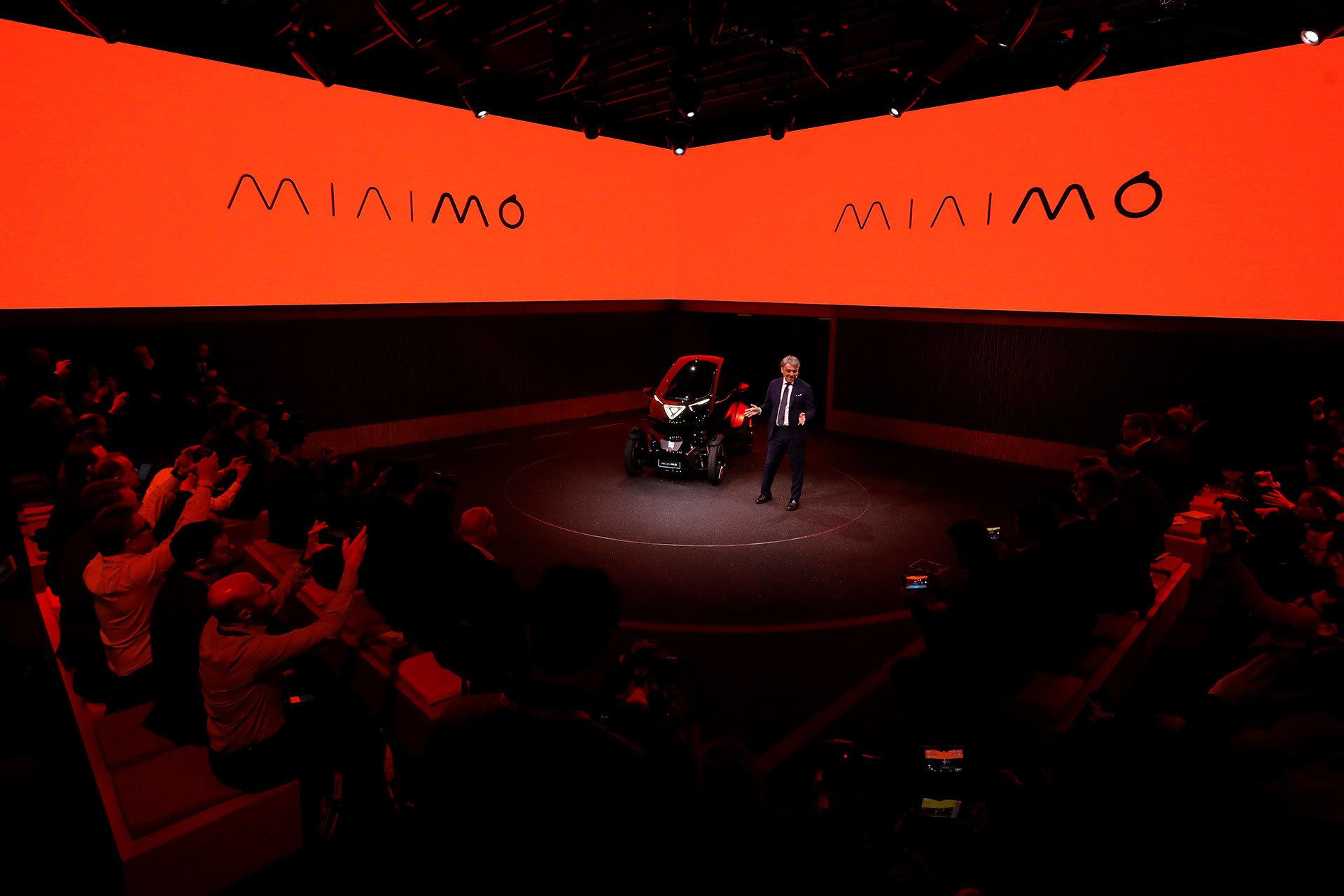Seat Minimo Mwc 2019