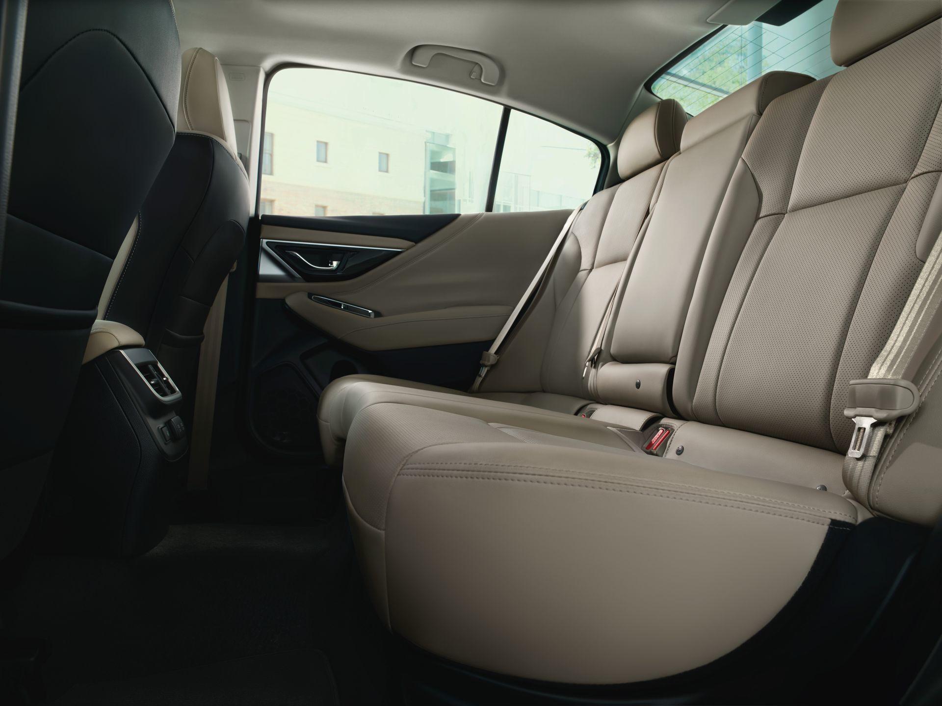 Subaru Legacy 2019 Interior 3