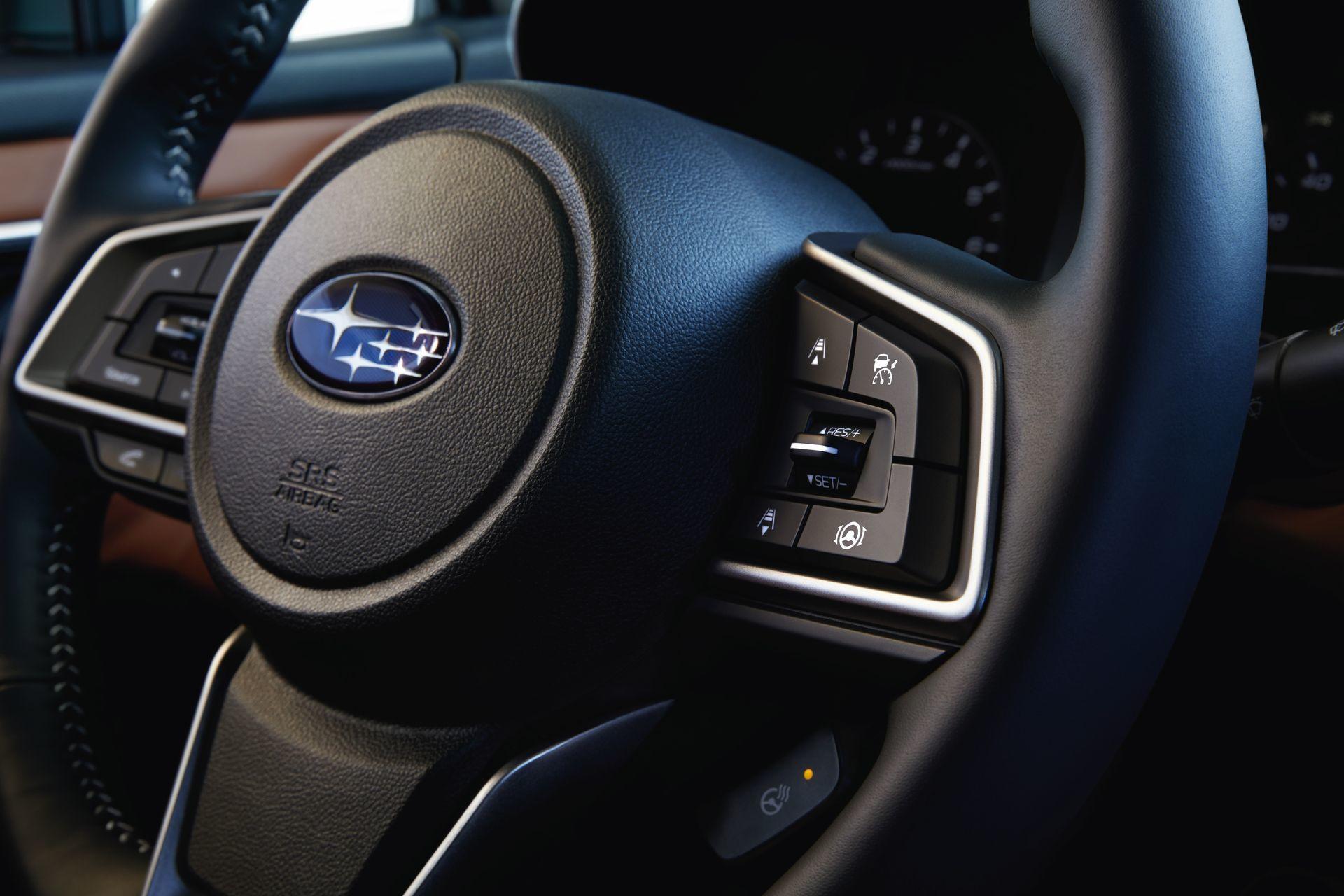 Subaru Legacy 2019 Interior 7