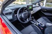 Toyota Corolla 2019 Interior 1 thumbnail