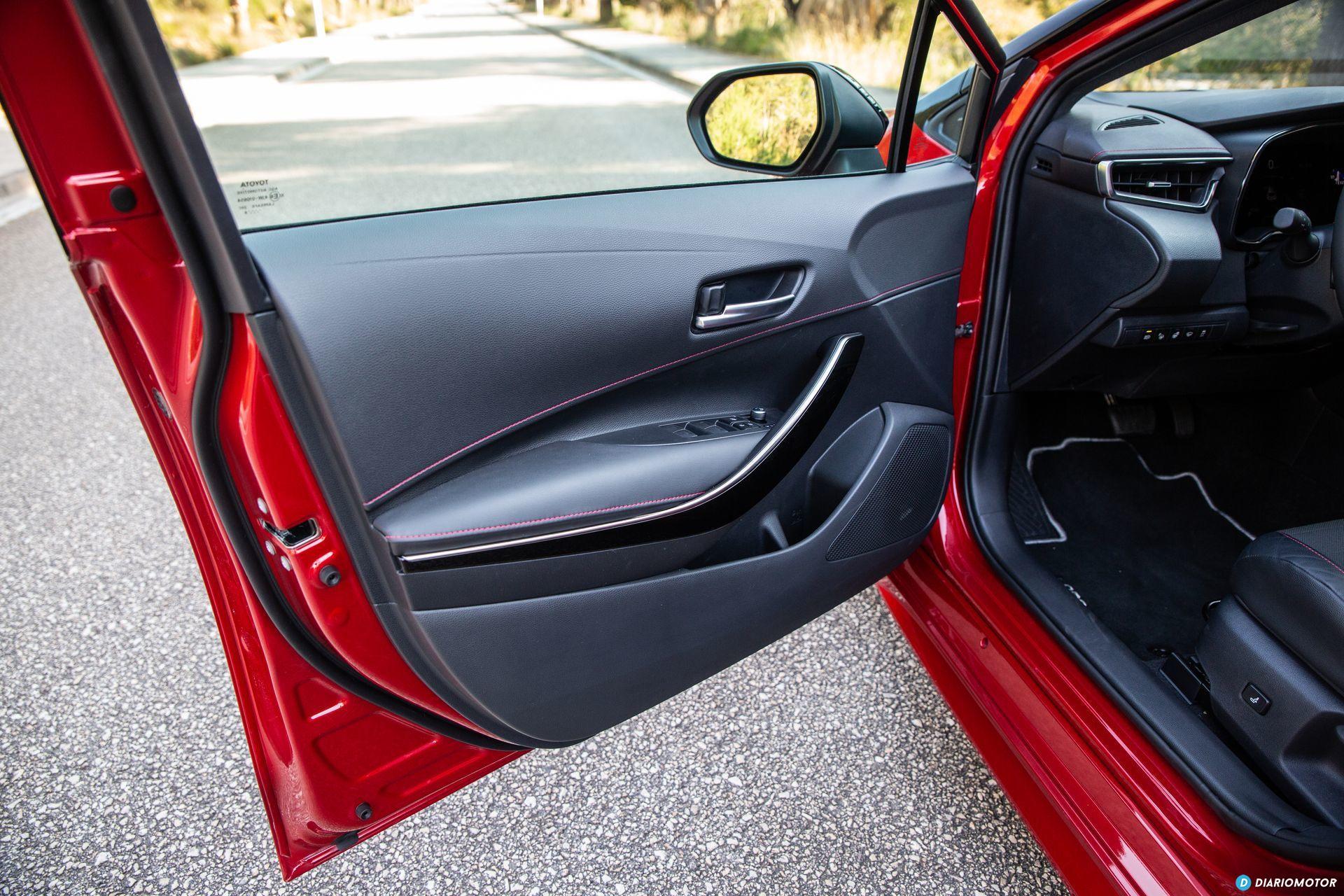 Toyota Corolla 2019 Interior 11
