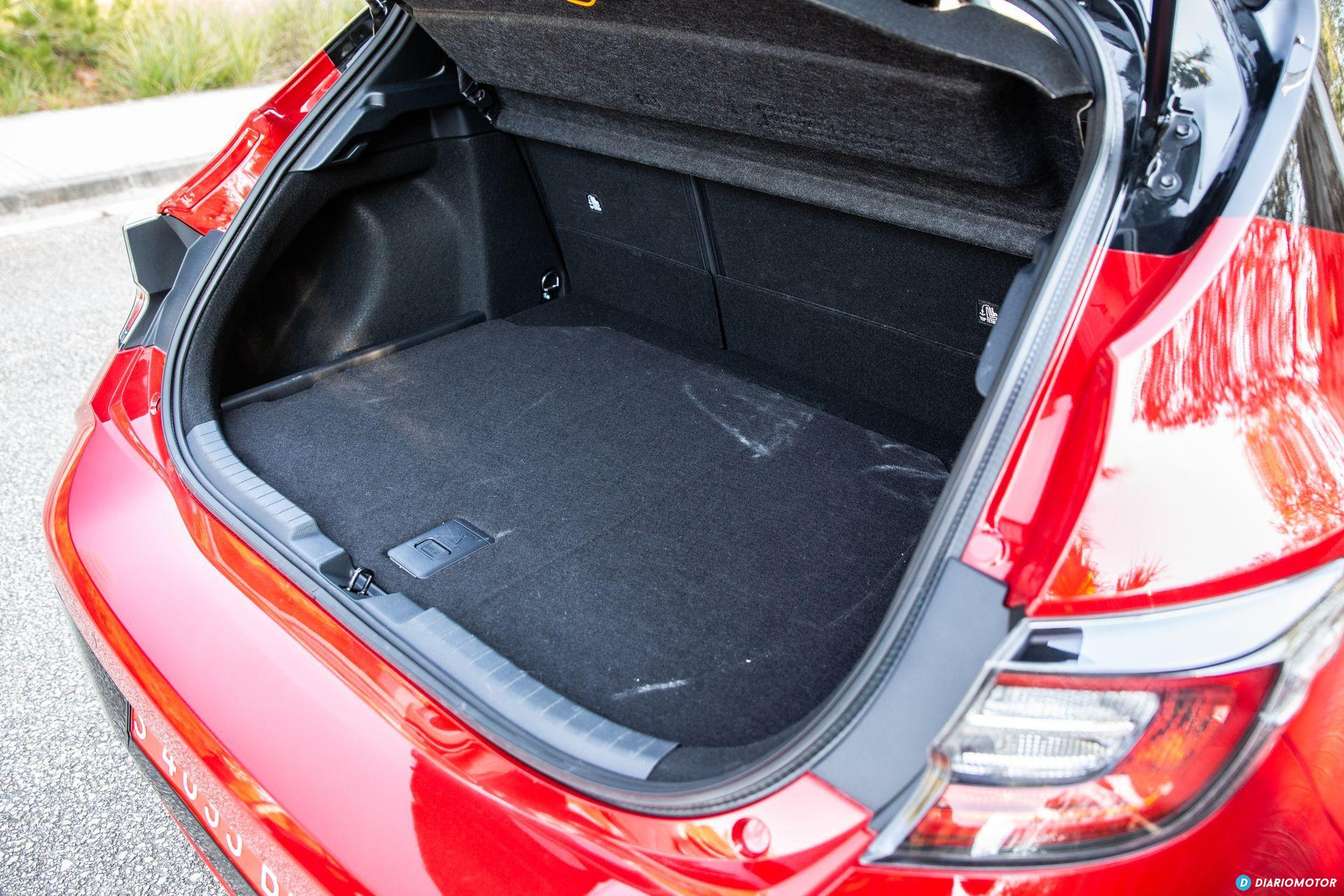 Toyota Corolla 2019 Interior 12