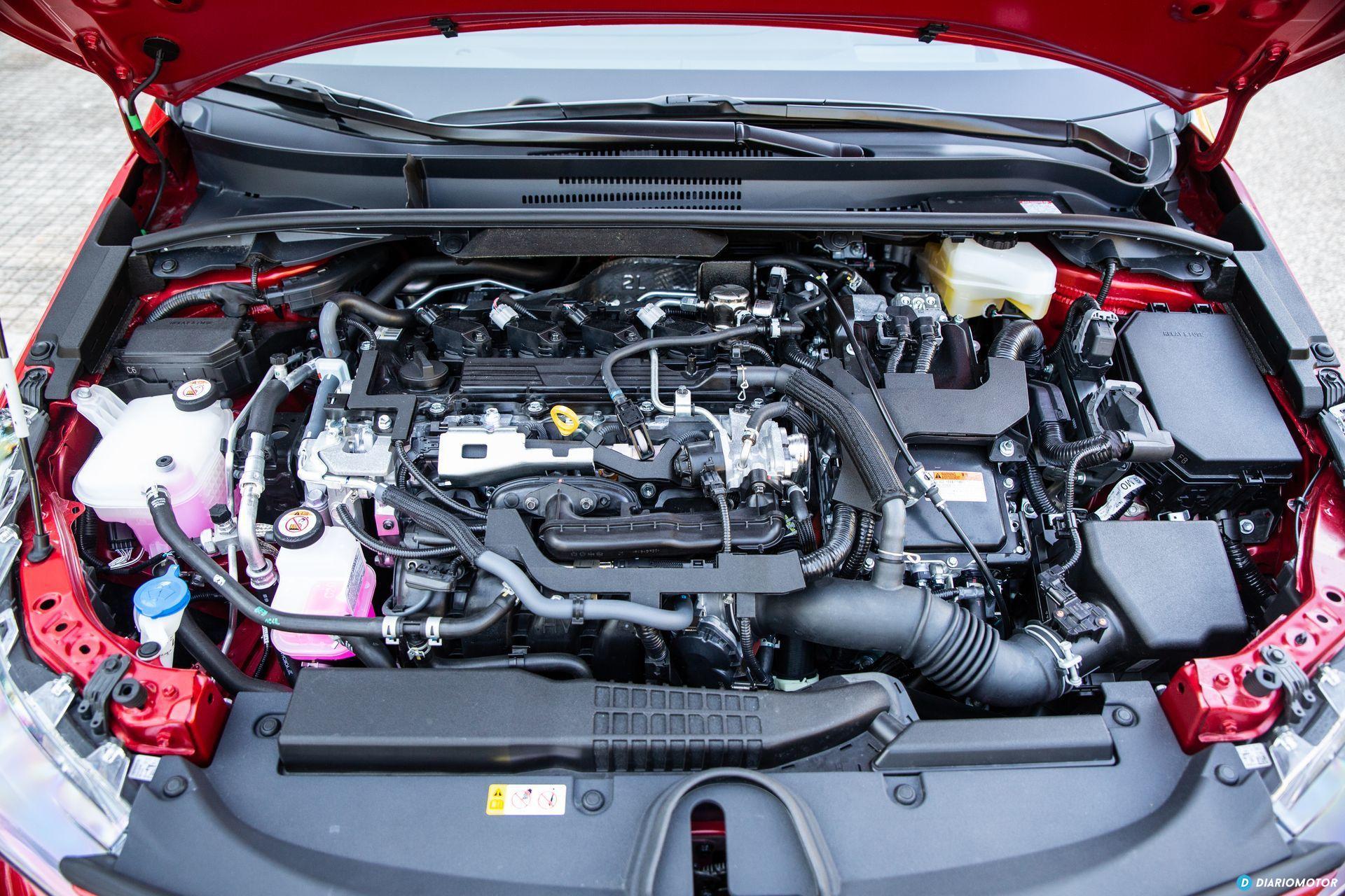 Toyota Corolla 2019 Interior 13