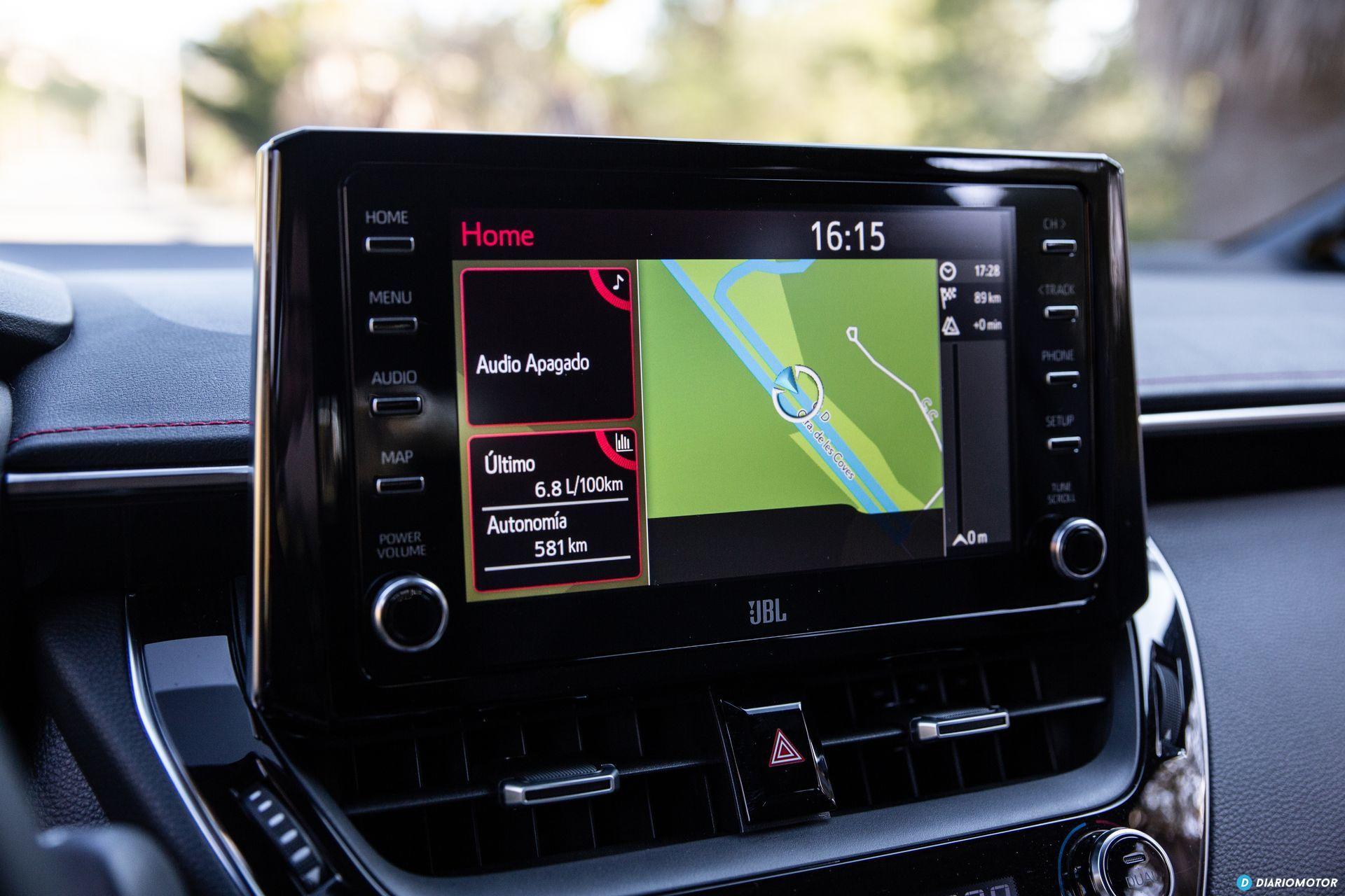 Toyota Corolla 2019 Interior 4