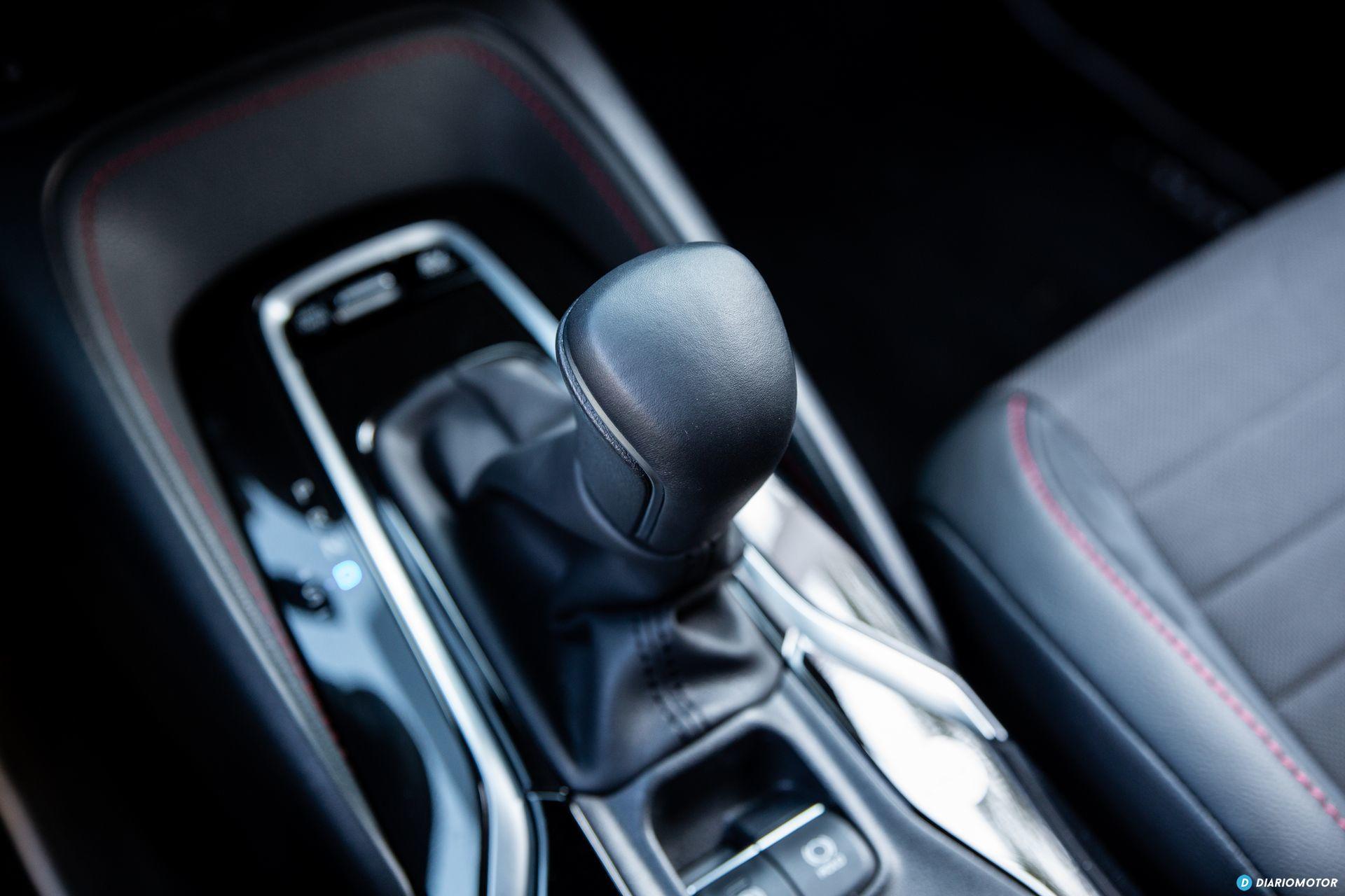 Toyota Corolla 2019 Interior 8