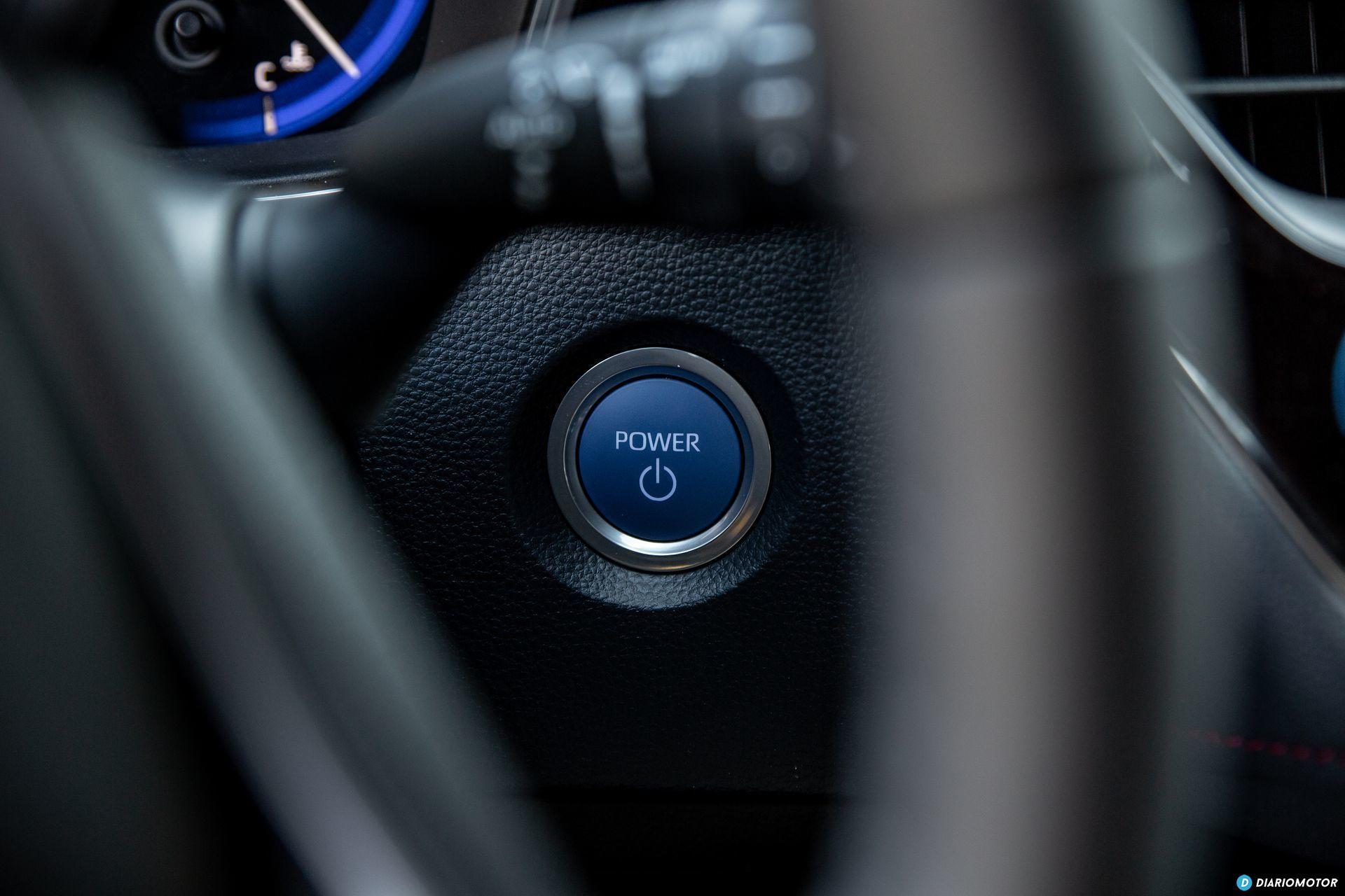 Toyota Corolla 2019 Interior 9